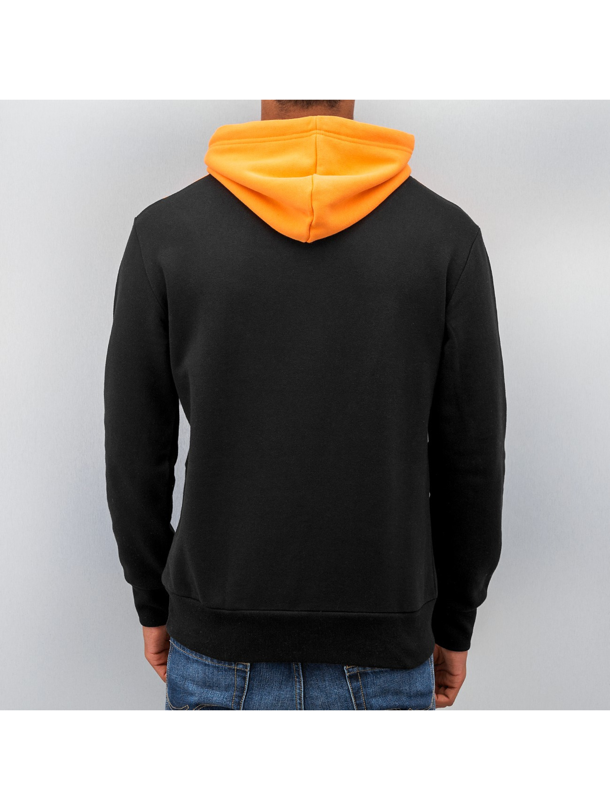 Just Rhyse Hoody Triangle schwarz