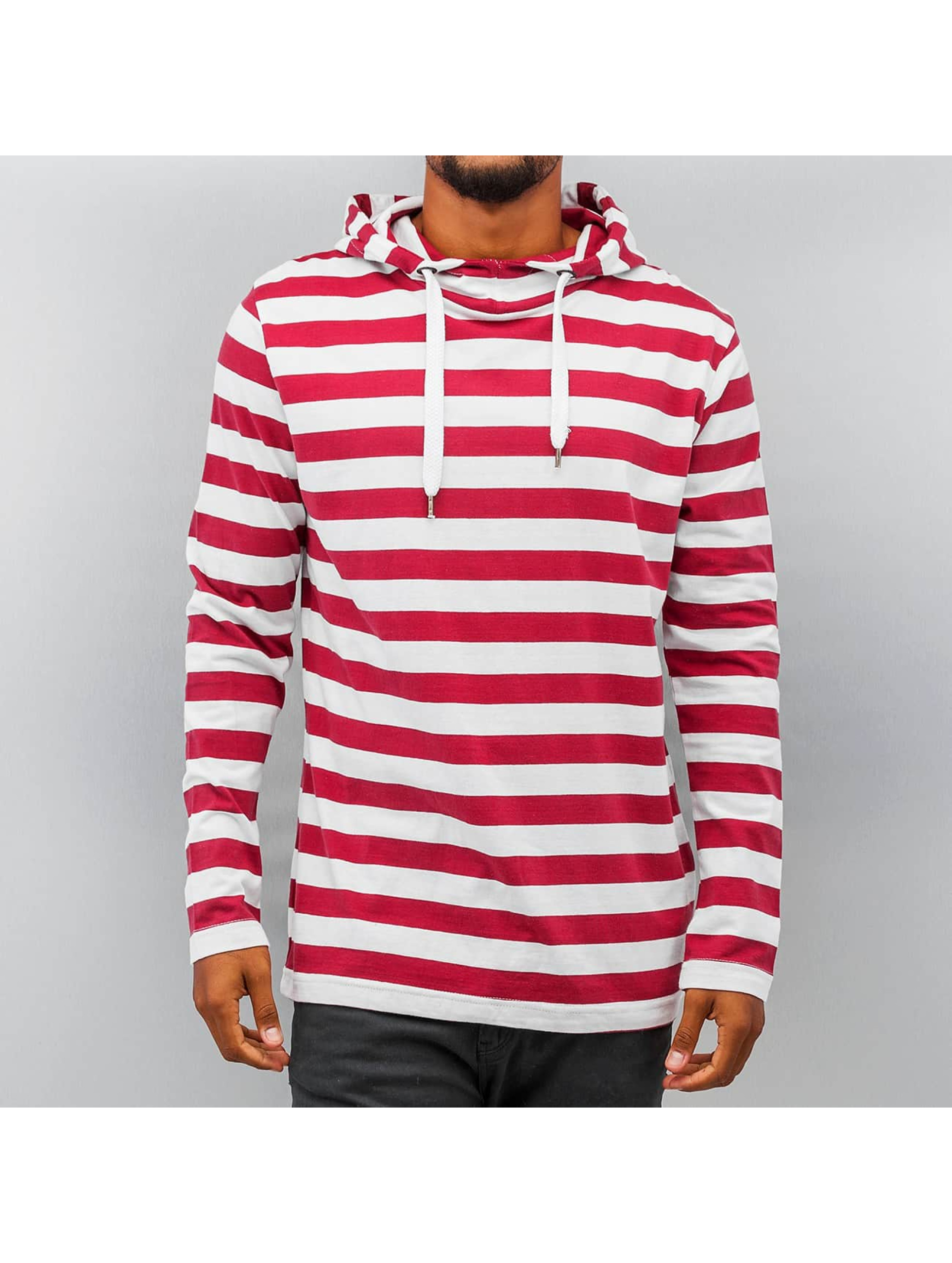 Just Rhyse Hoody Stripes weiß