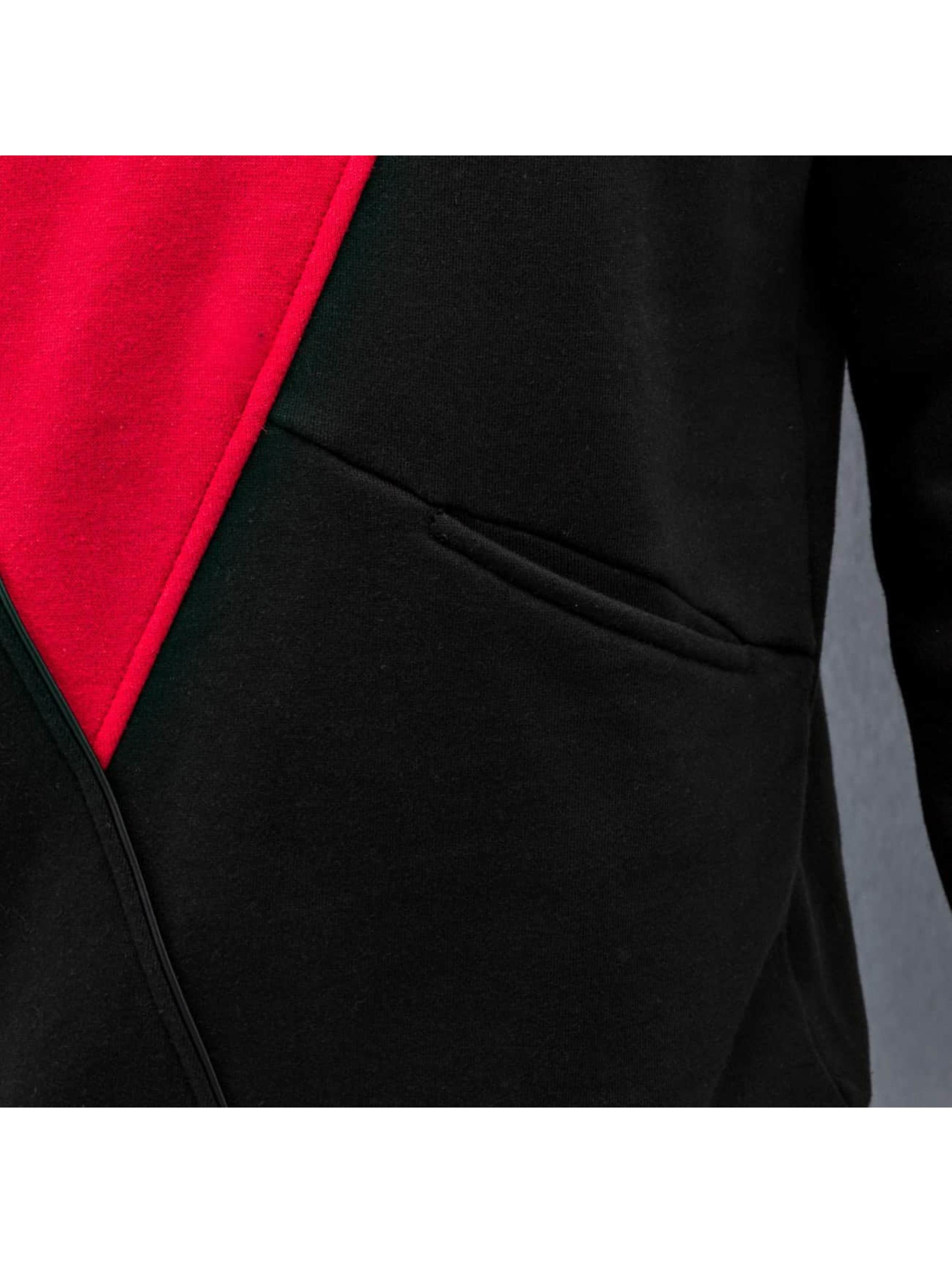 Just Rhyse Hupparit Triangle punainen