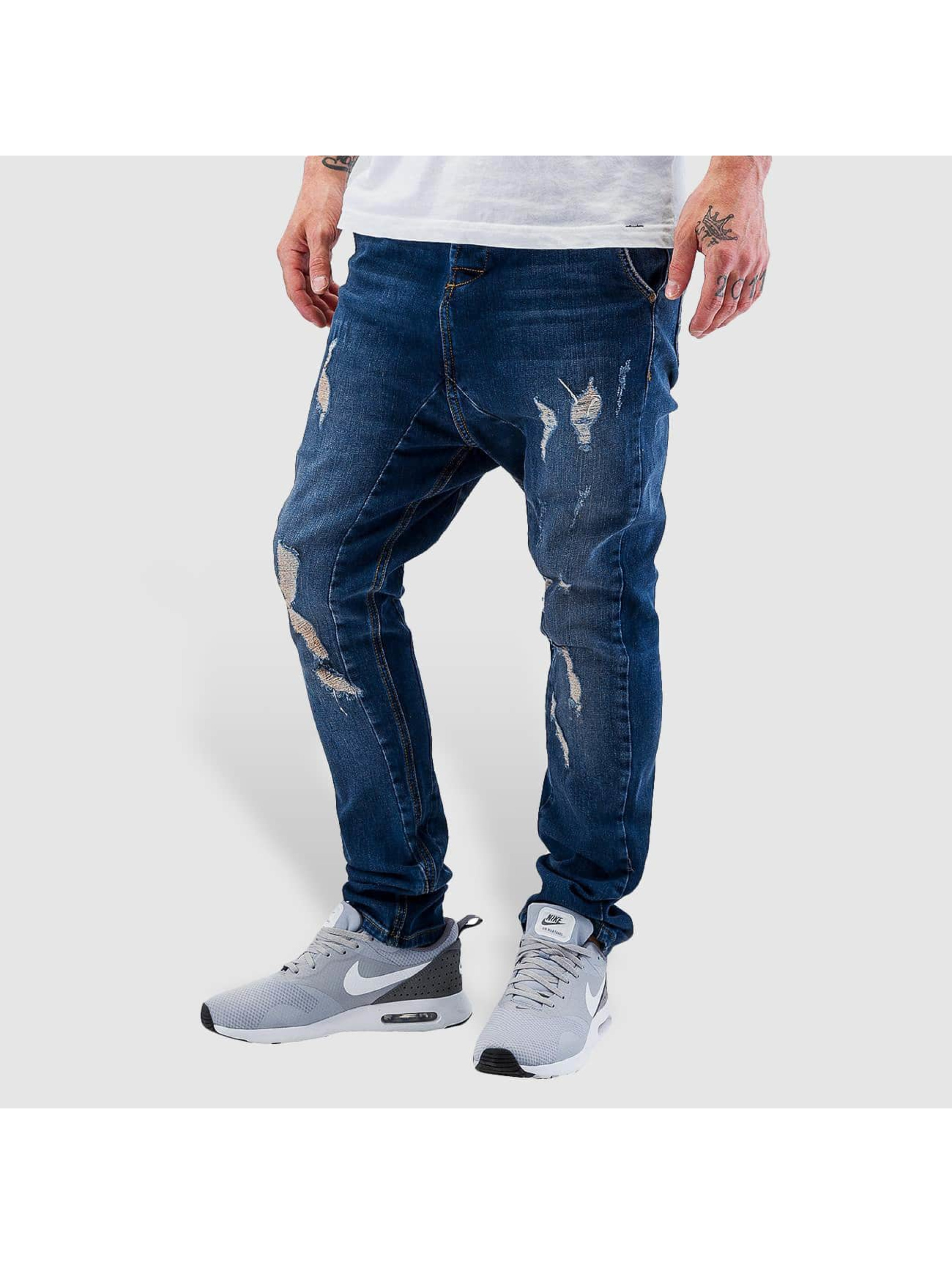 Just Rhyse Jean carotte antifit Used bleu