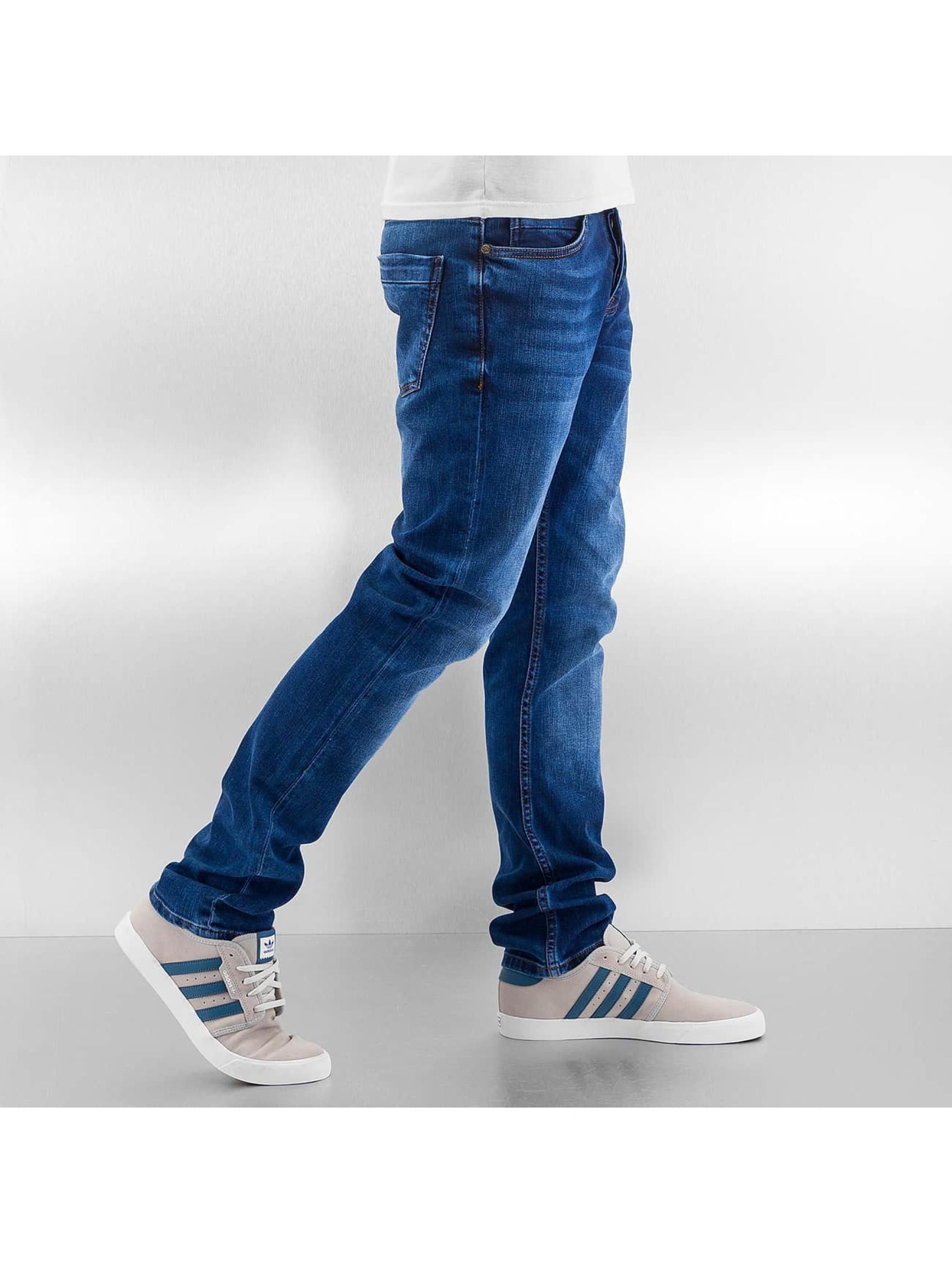 Just Rhyse Jean skinny Slimfit bleu