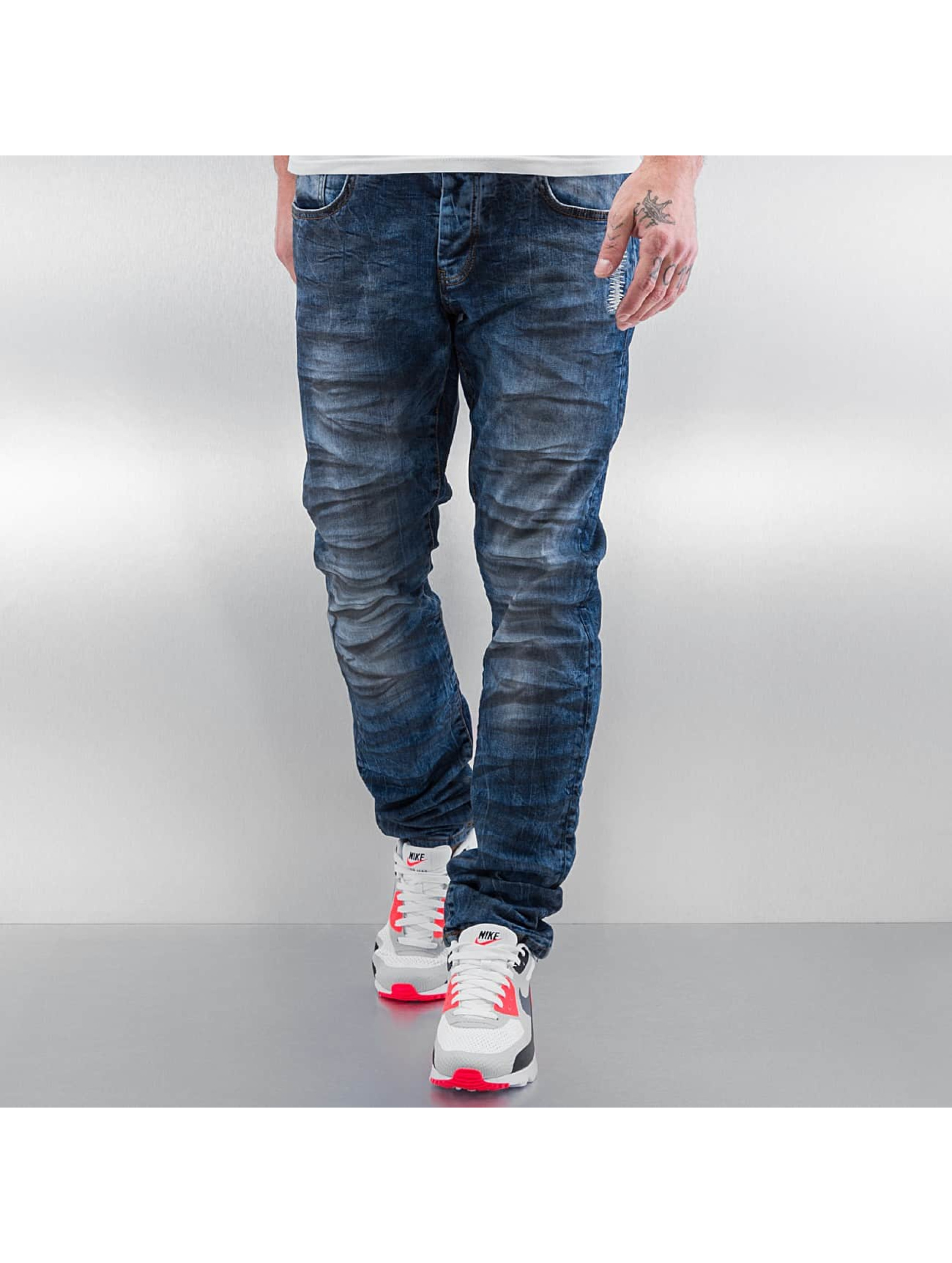 Just Rhyse Jeans slim fit Oil blu