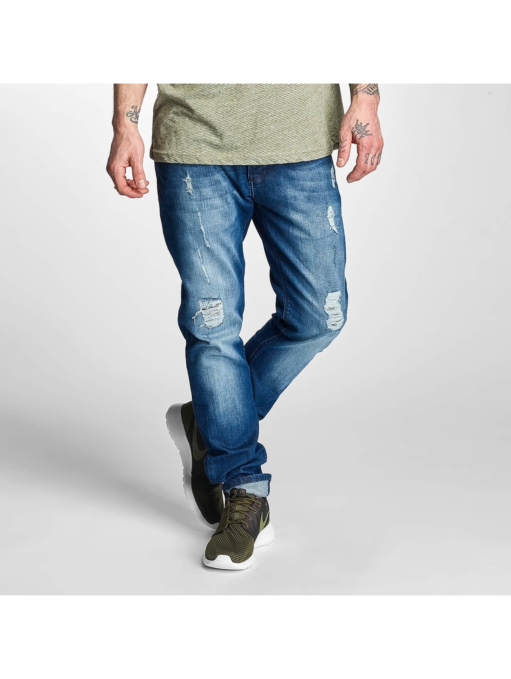 Just Rhyse Jean / Jeans Straight Fit Tulum en bleu