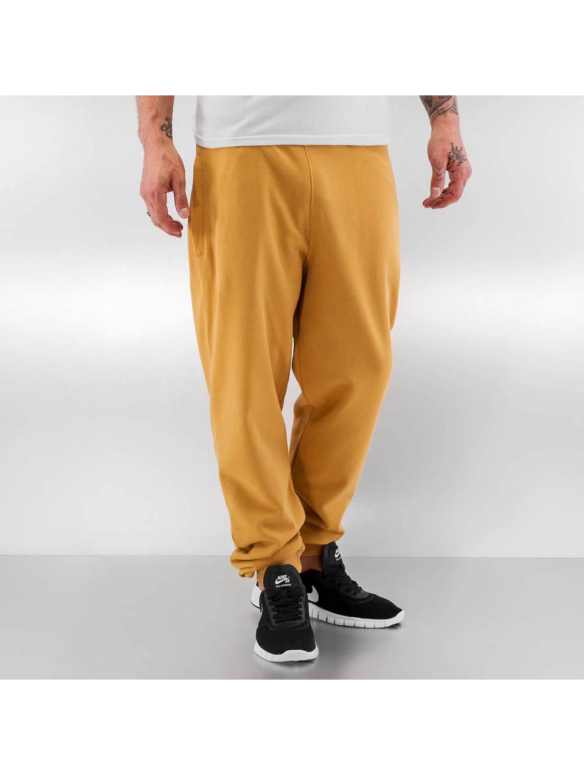 Just Rhyse joggingbroek Guanto geel