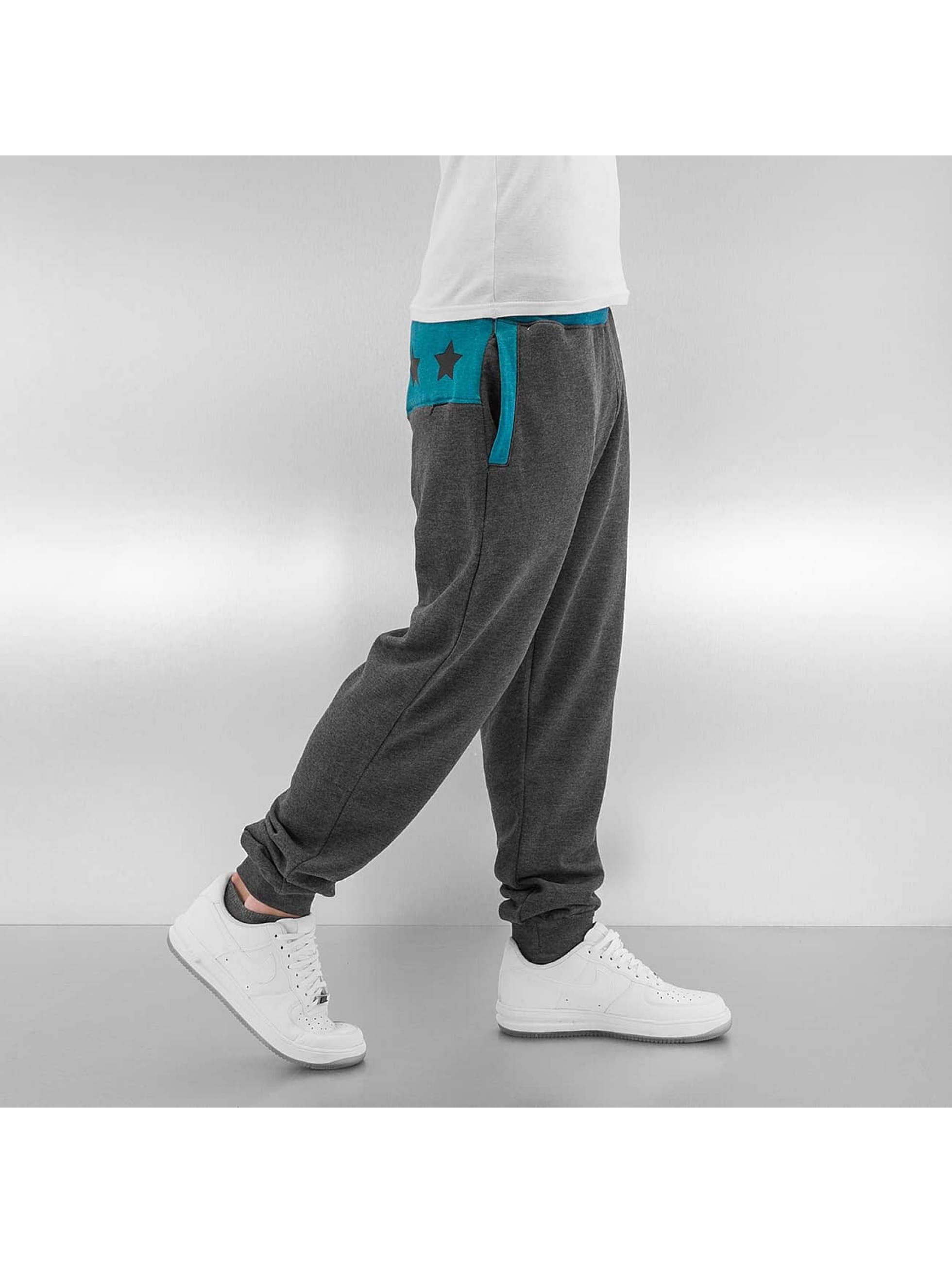 Just Rhyse joggingbroek Yonkers grijs