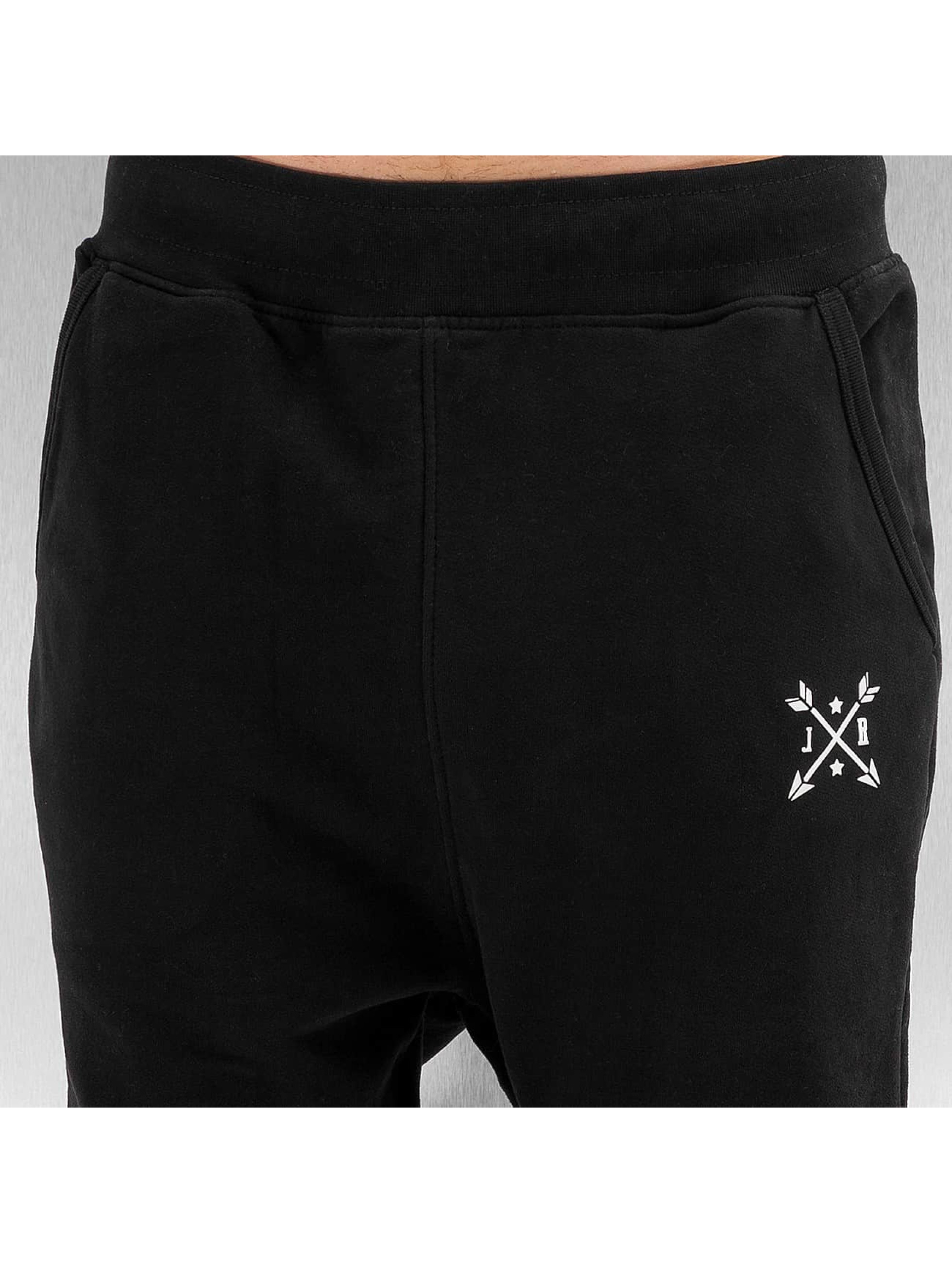 Just Rhyse joggingbroek Arrow zwart