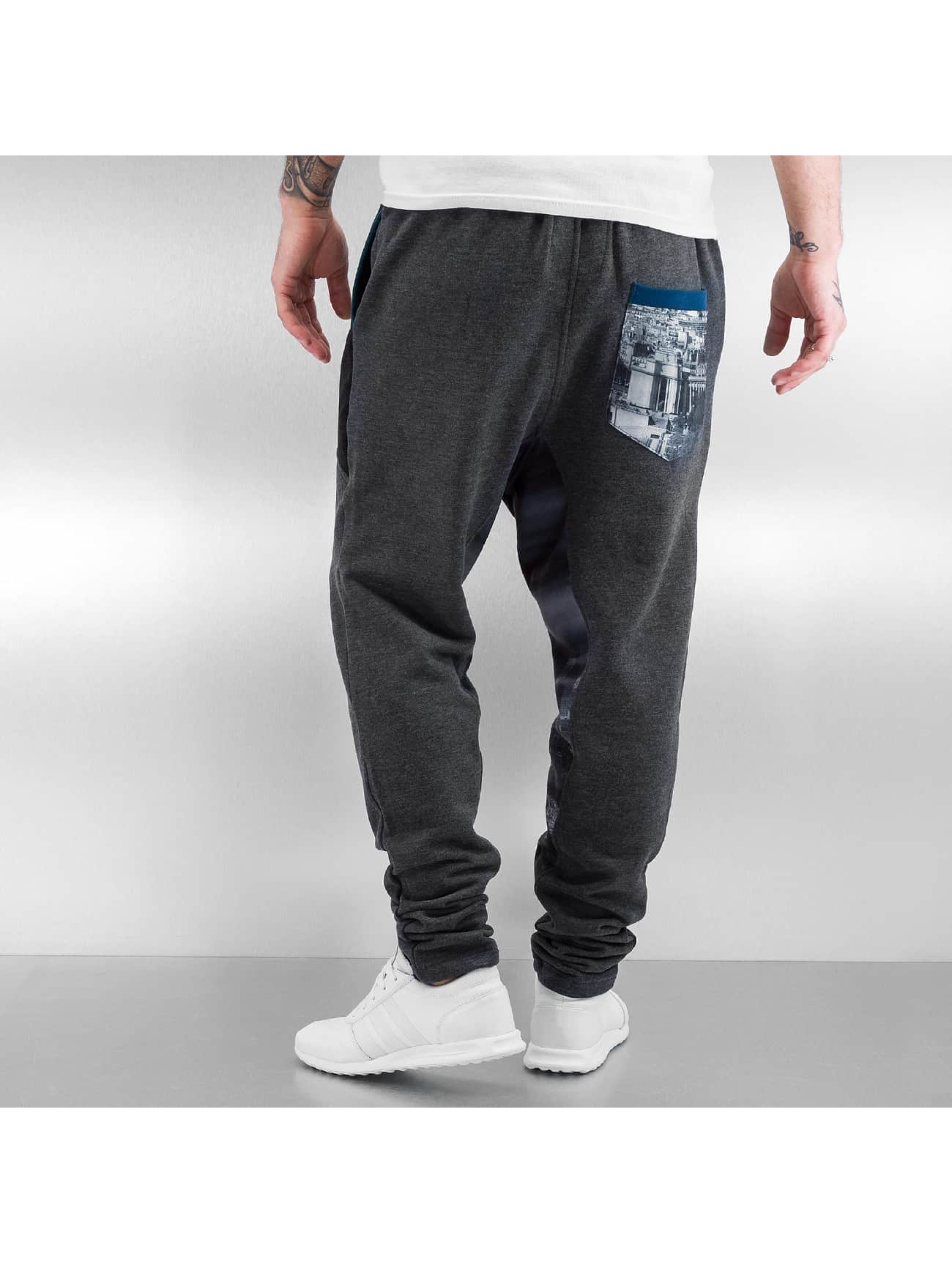 Just Rhyse joggingbroek City zwart