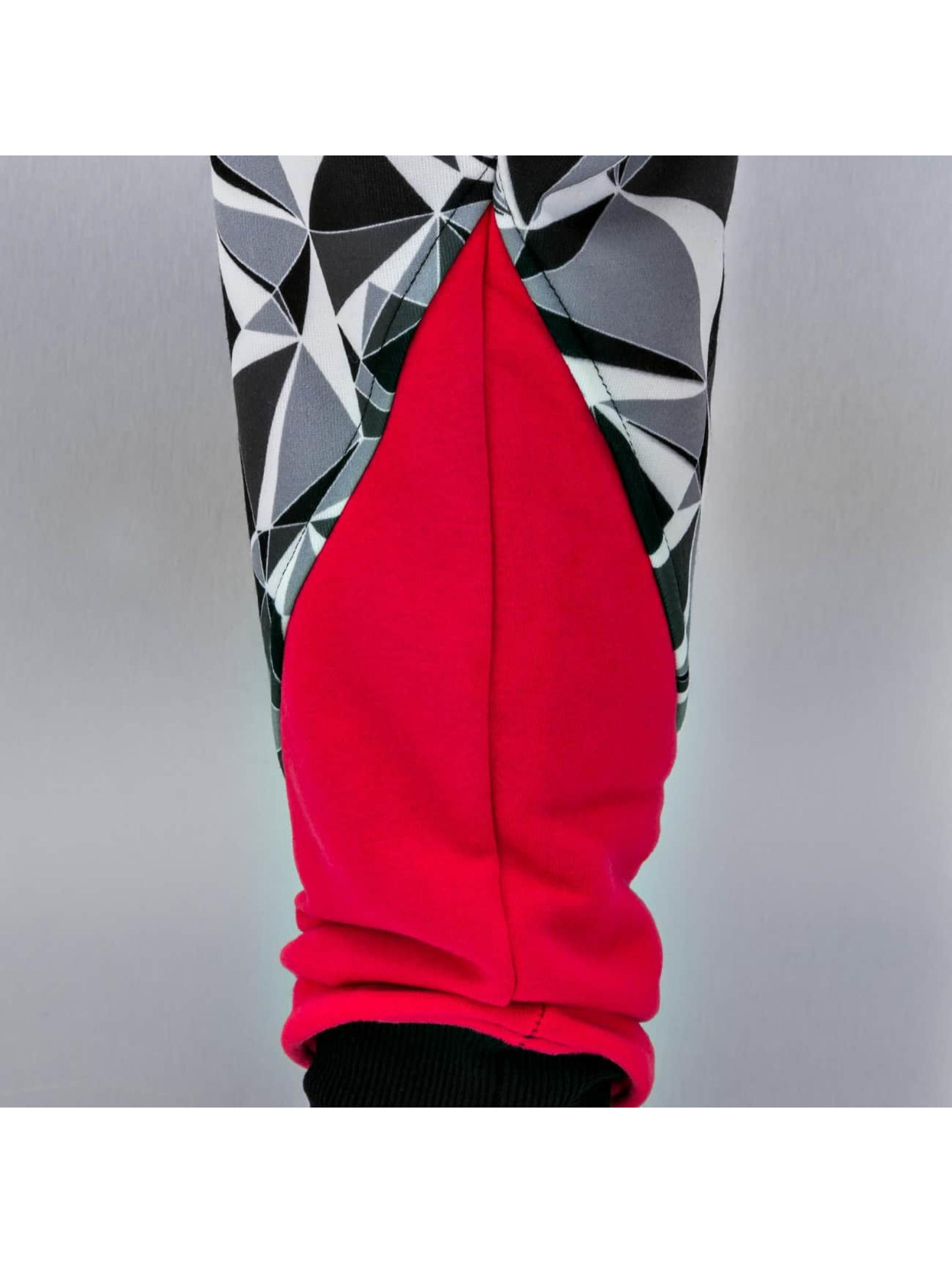 Just Rhyse Jogginghose Triangle schwarz