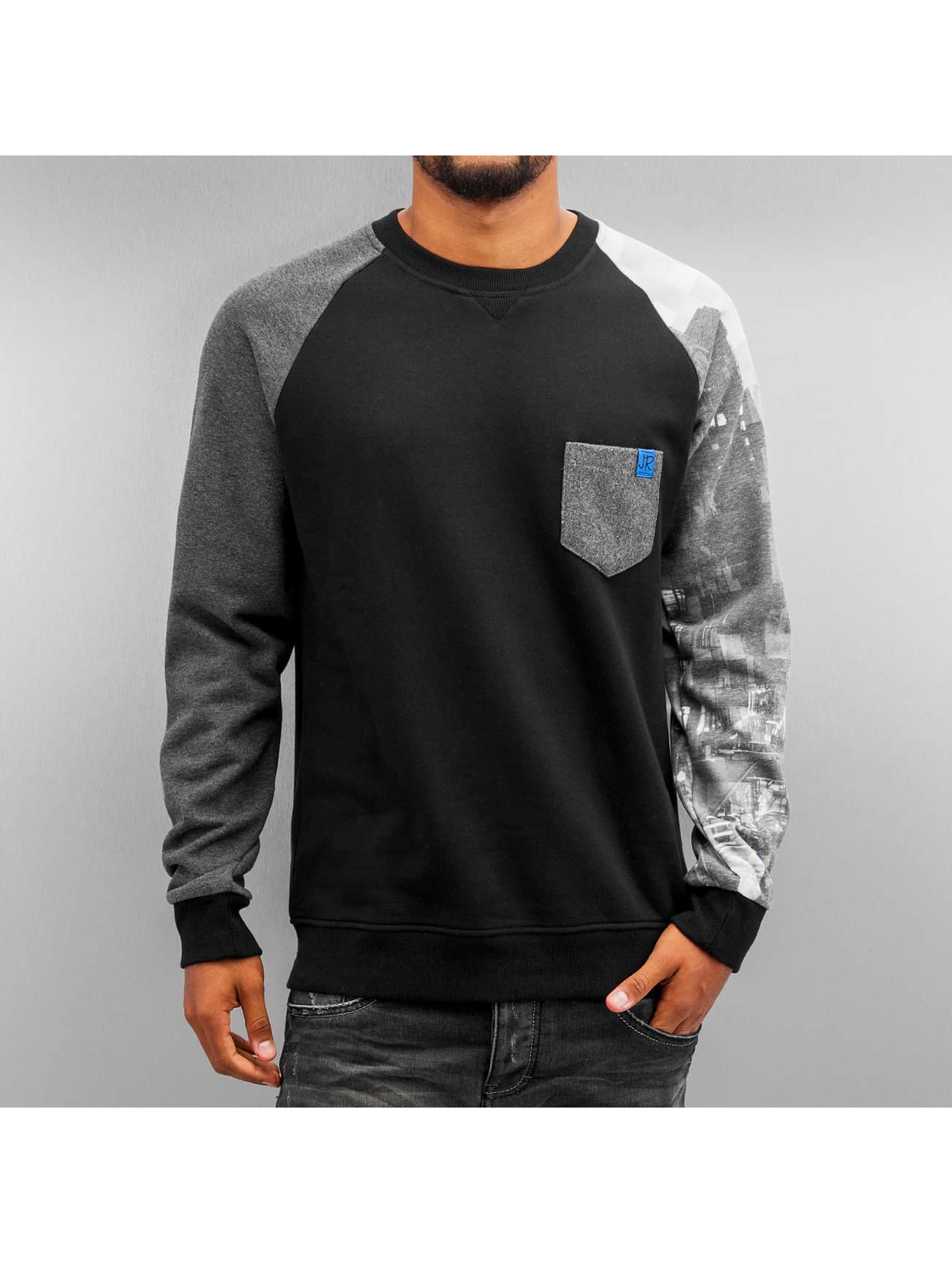 Just Rhyse Jumper City black