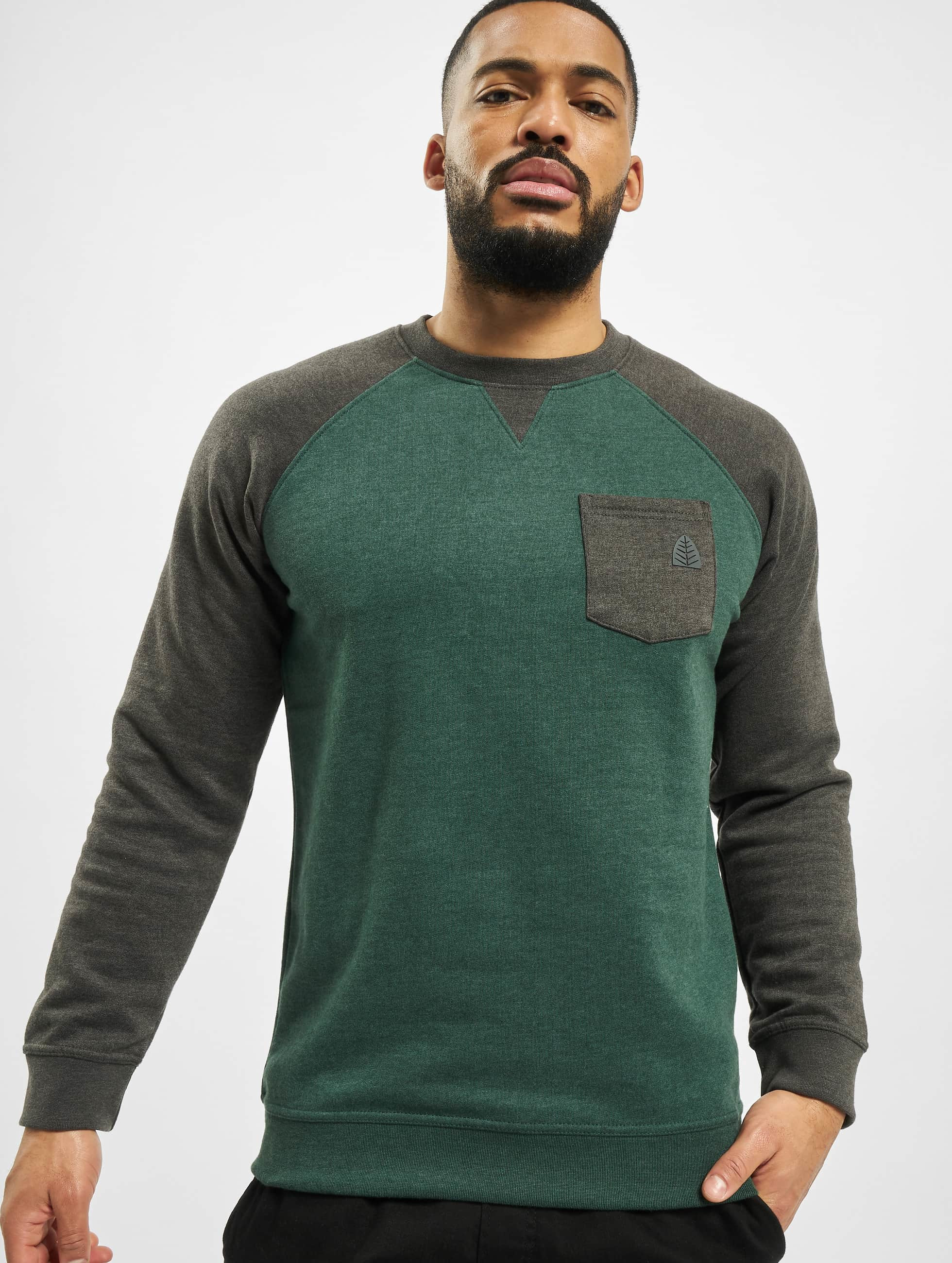 Just Rhyse Jumper Raglan grey