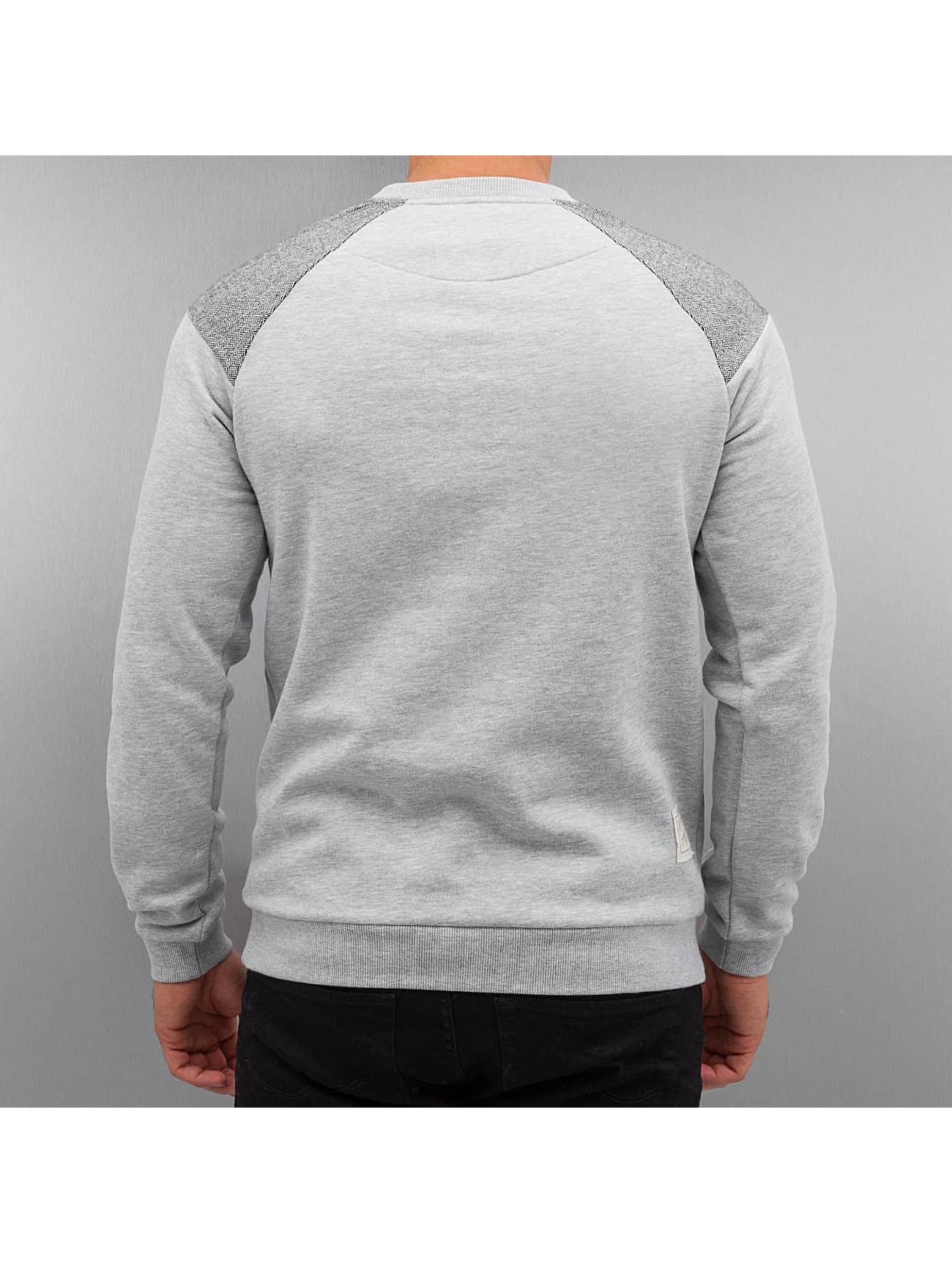 Just Rhyse Jumper Tweed grey