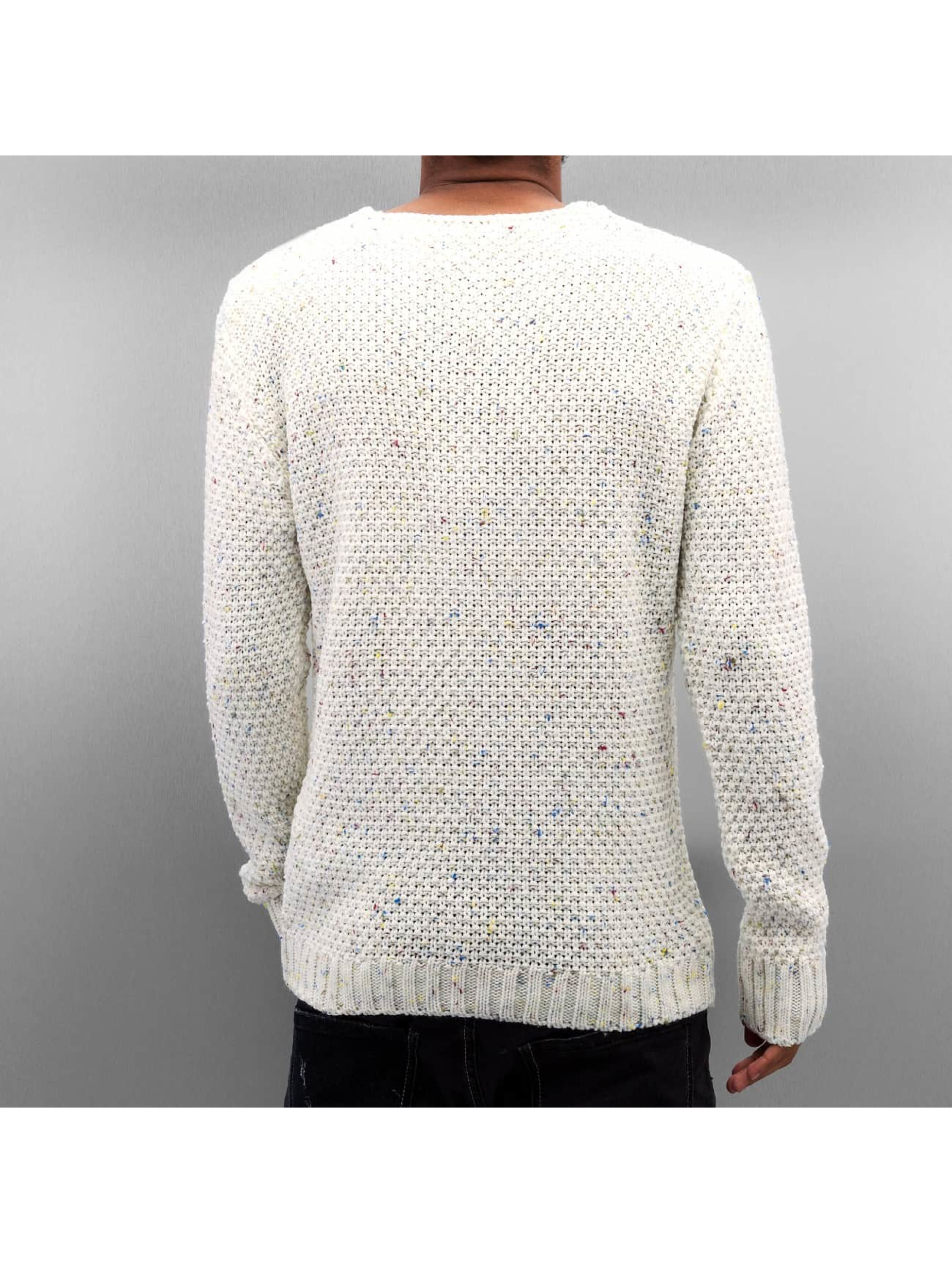 Just Rhyse Jumper Soft Knit white