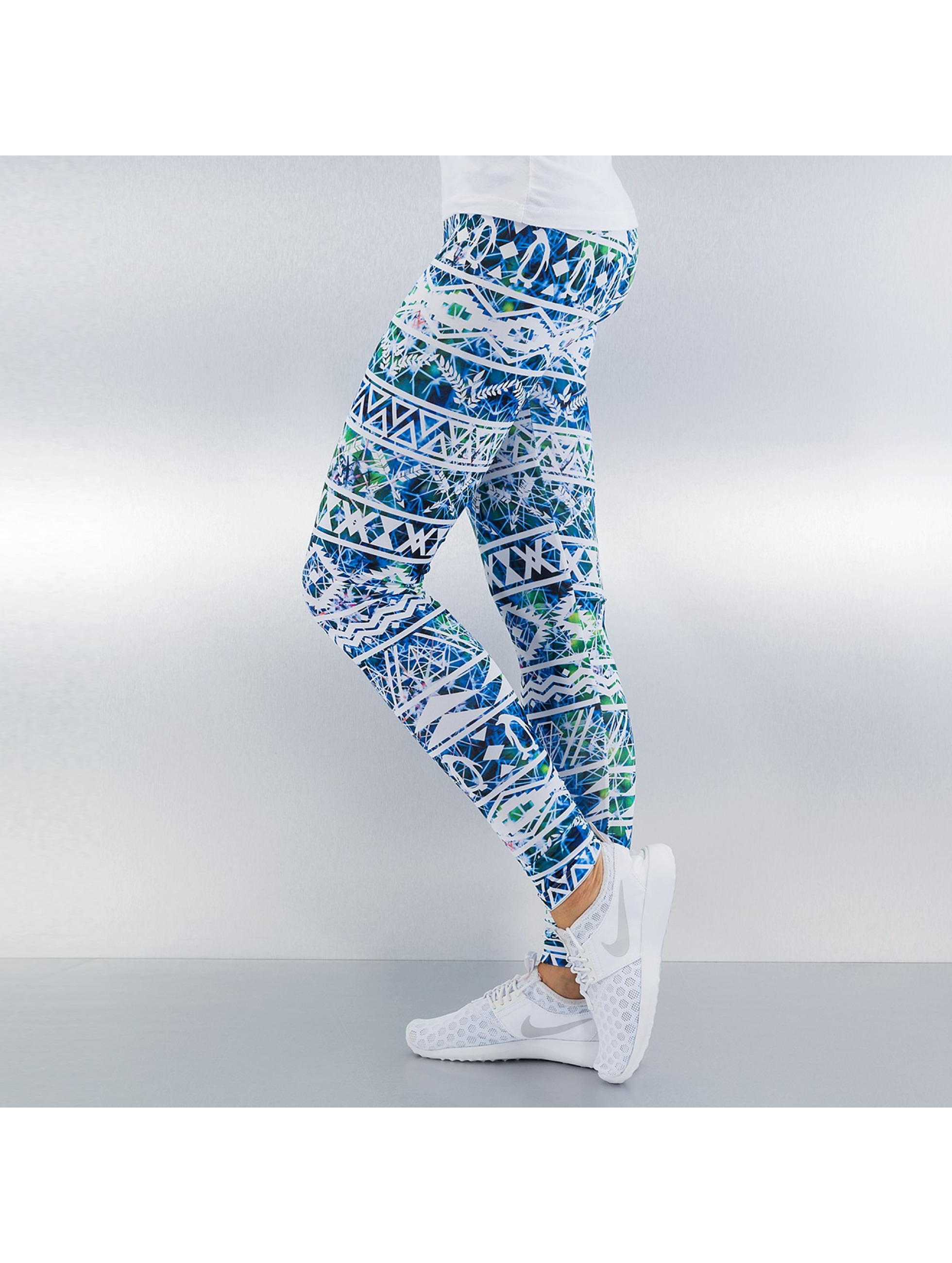 Just Rhyse Legging Pattern multicolore