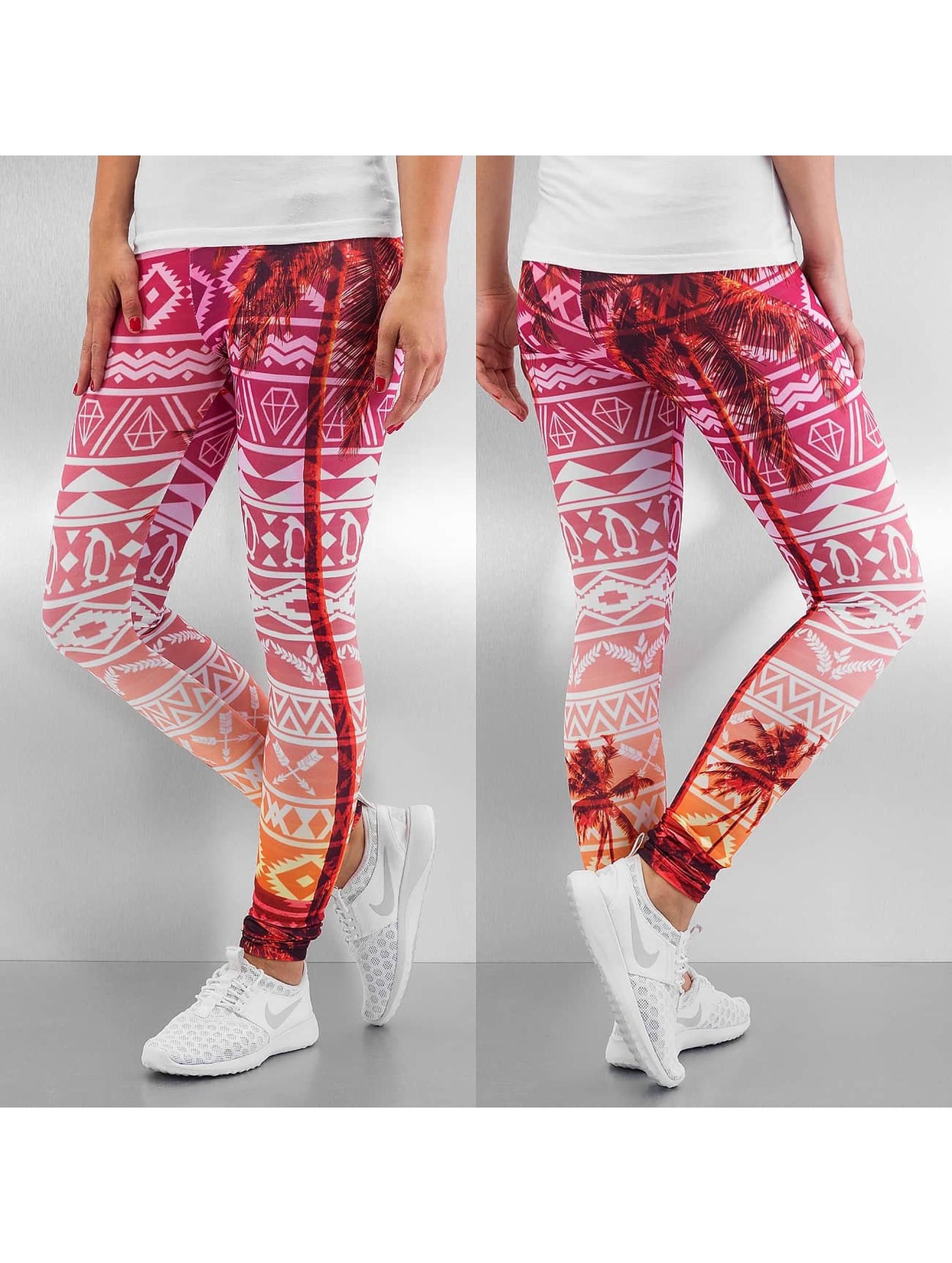 Just Rhyse Legging Pattern multicolore