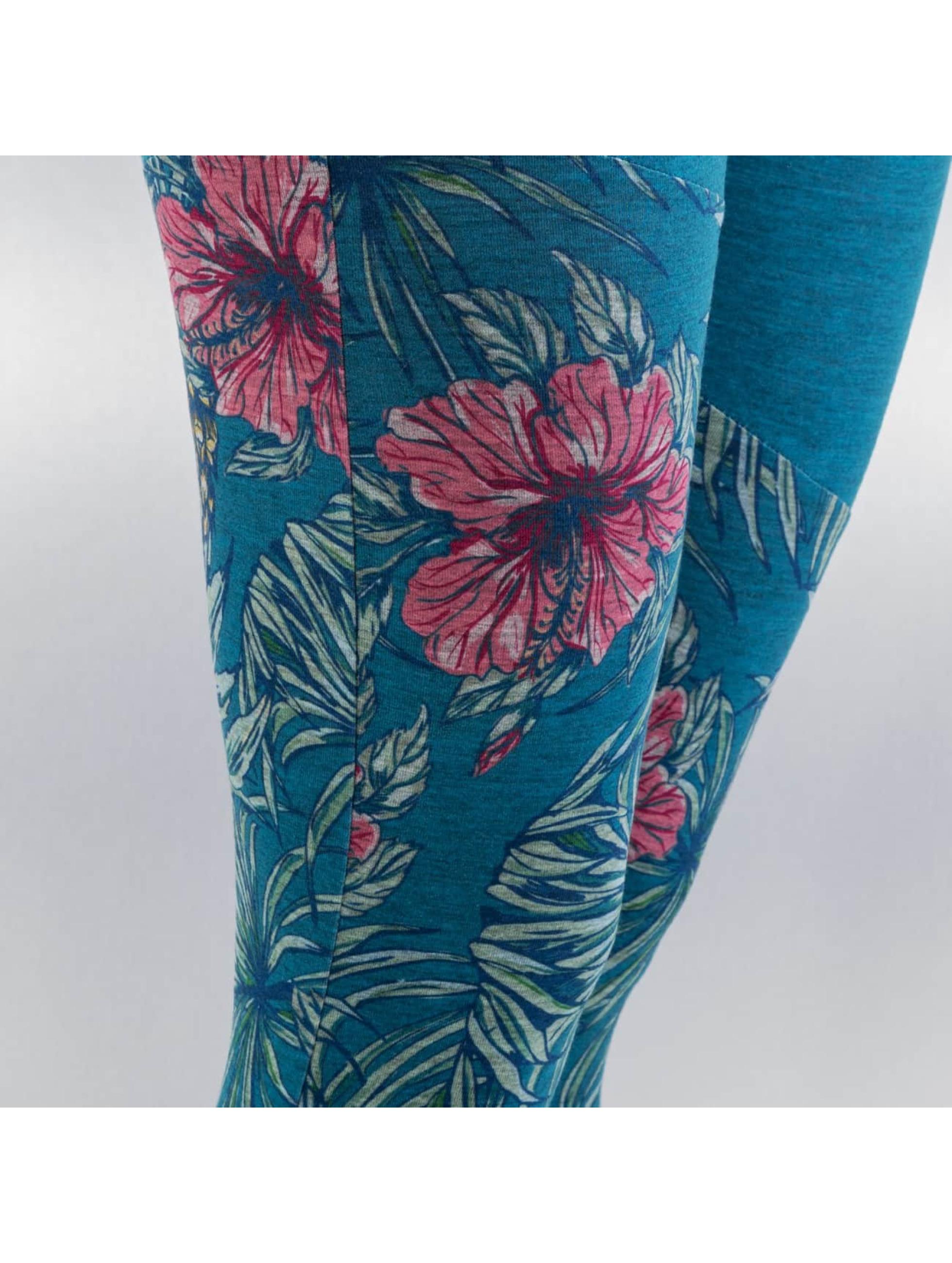 Just Rhyse Legging/Tregging Flower turquoise
