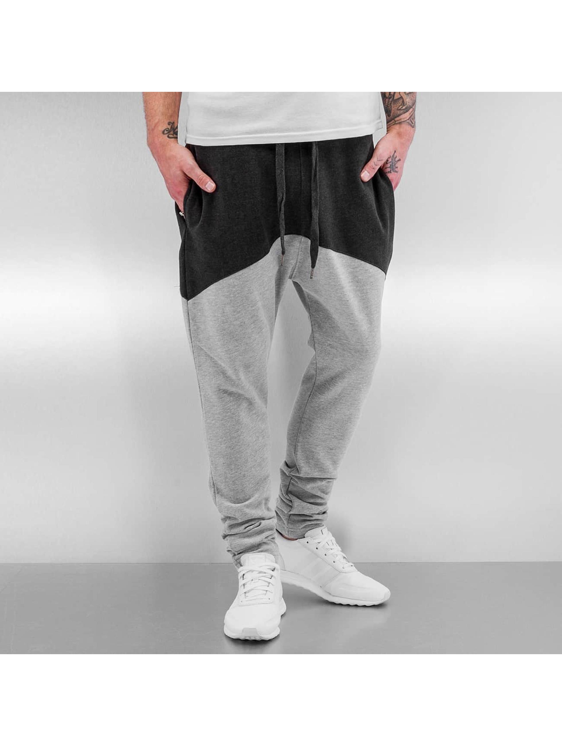 Just Rhyse Pantalone ginnico Boane grigio