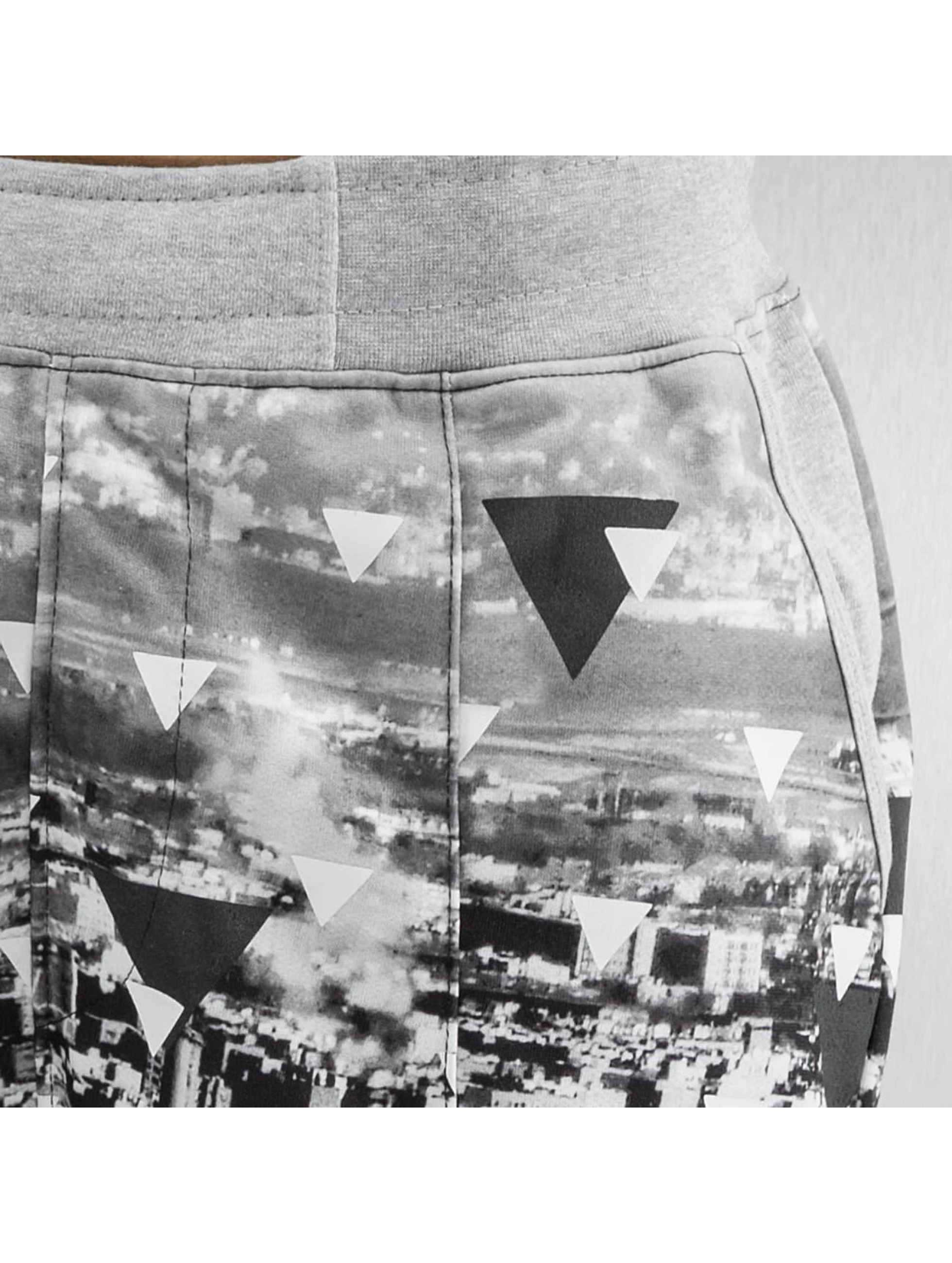 Just Rhyse Pantalone ginnico Triangle grigio