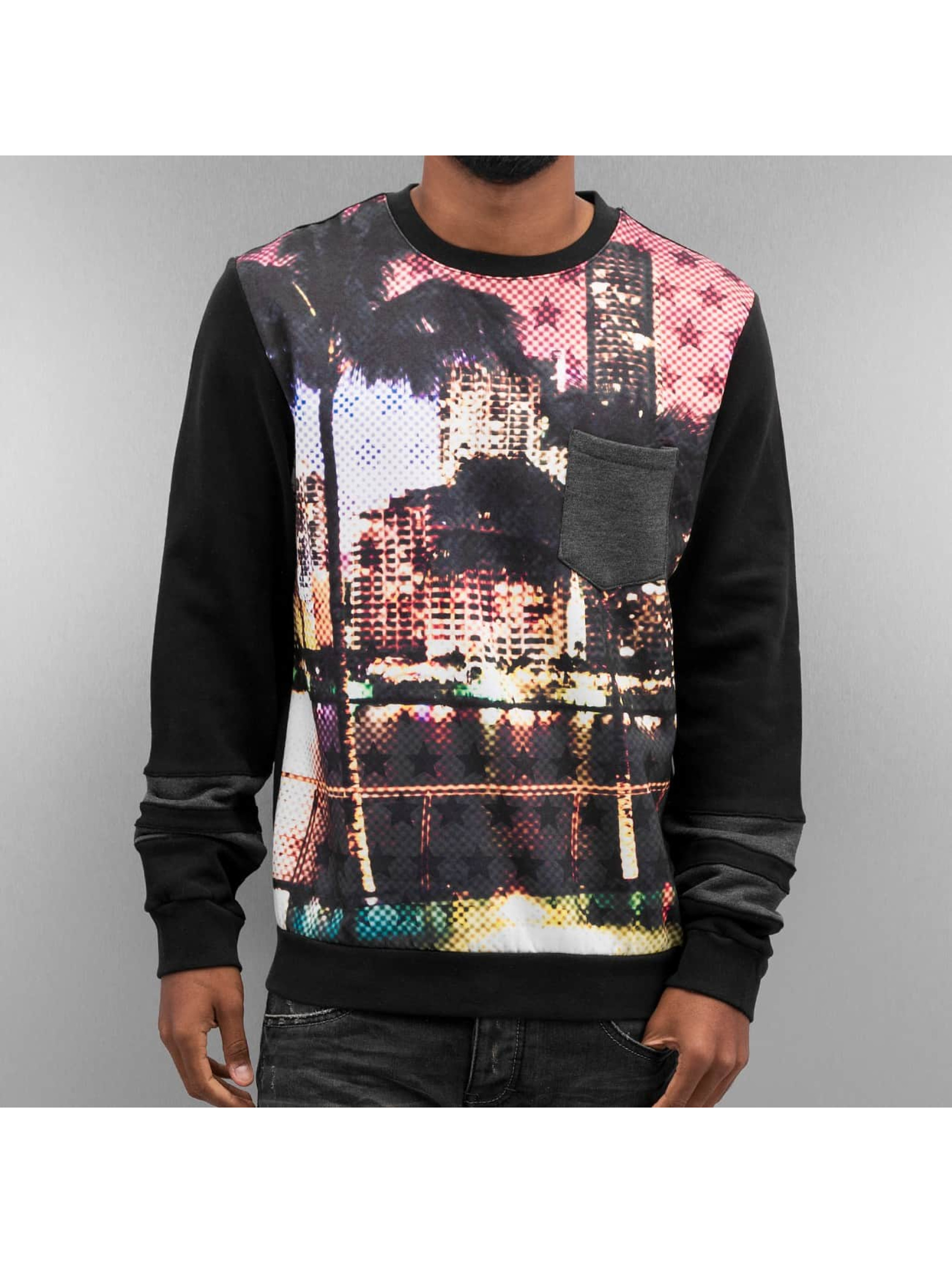 Just Rhyse Pullover Pixel black