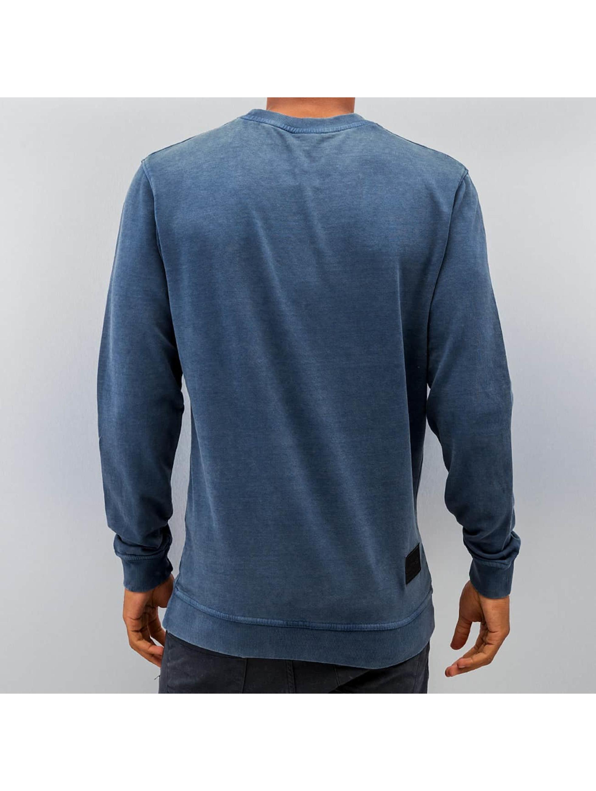 Just Rhyse Pullover Dye II blau