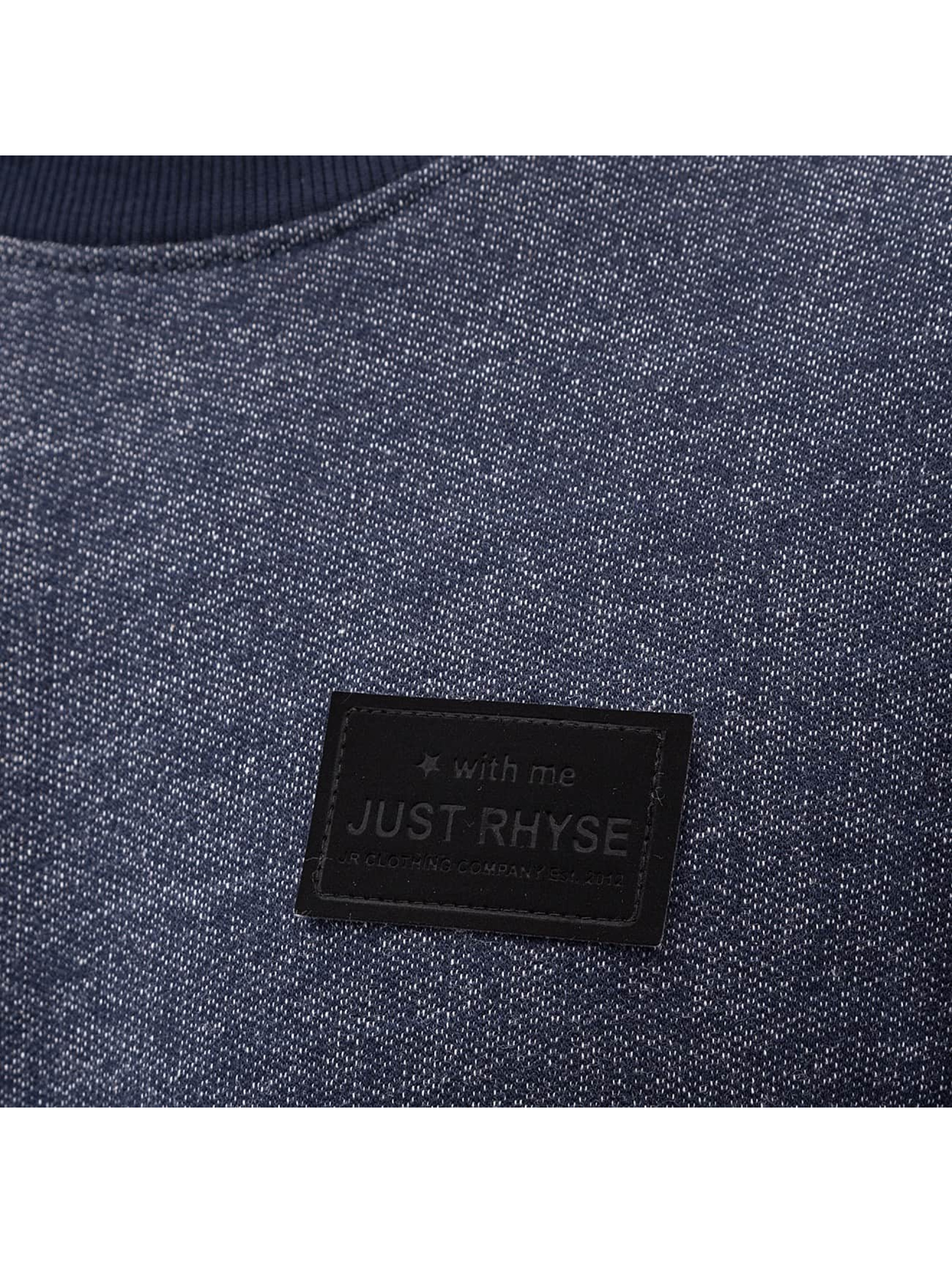 Just Rhyse Pullover New blau