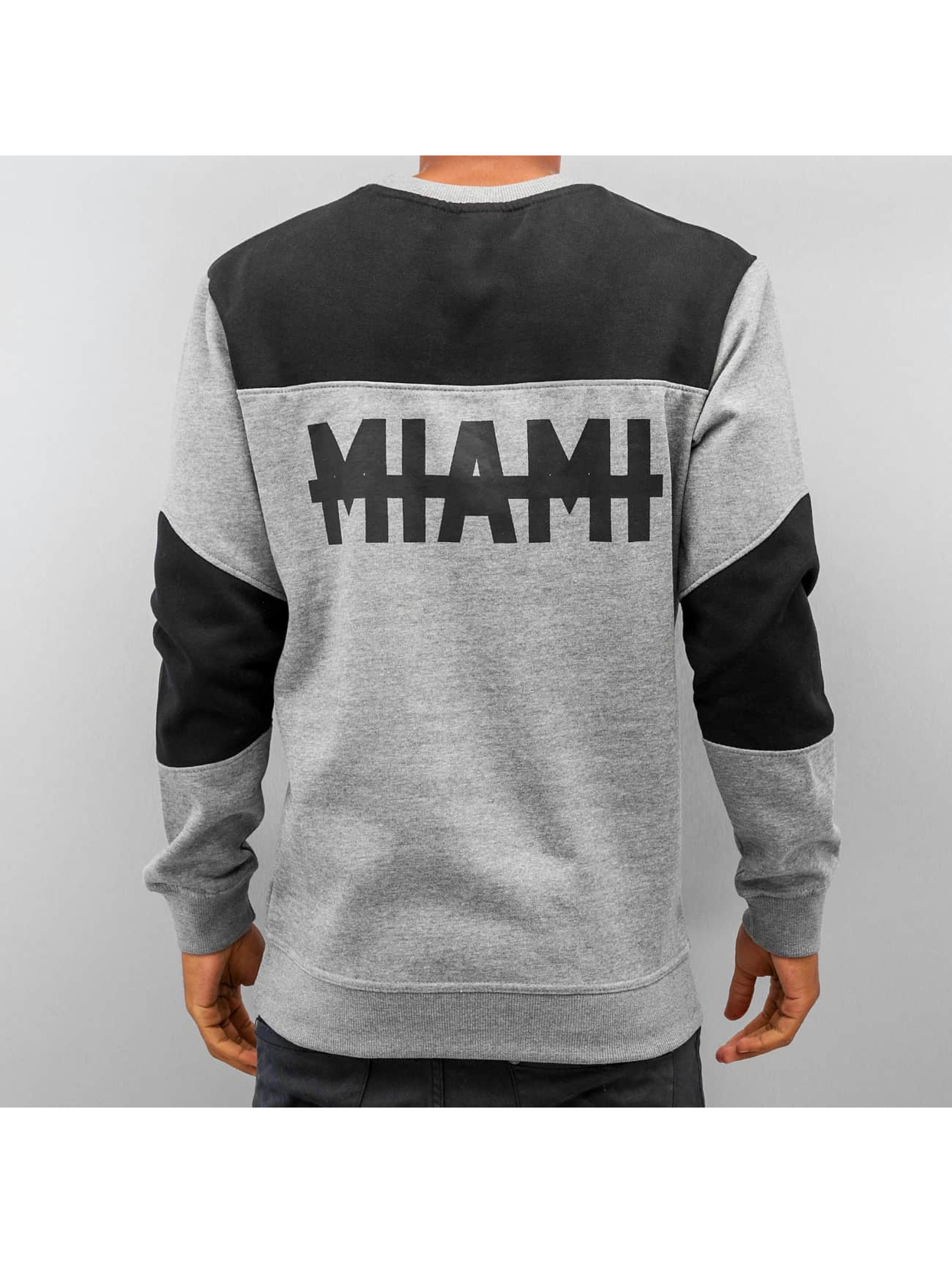 Just Rhyse Pullover Florida grau