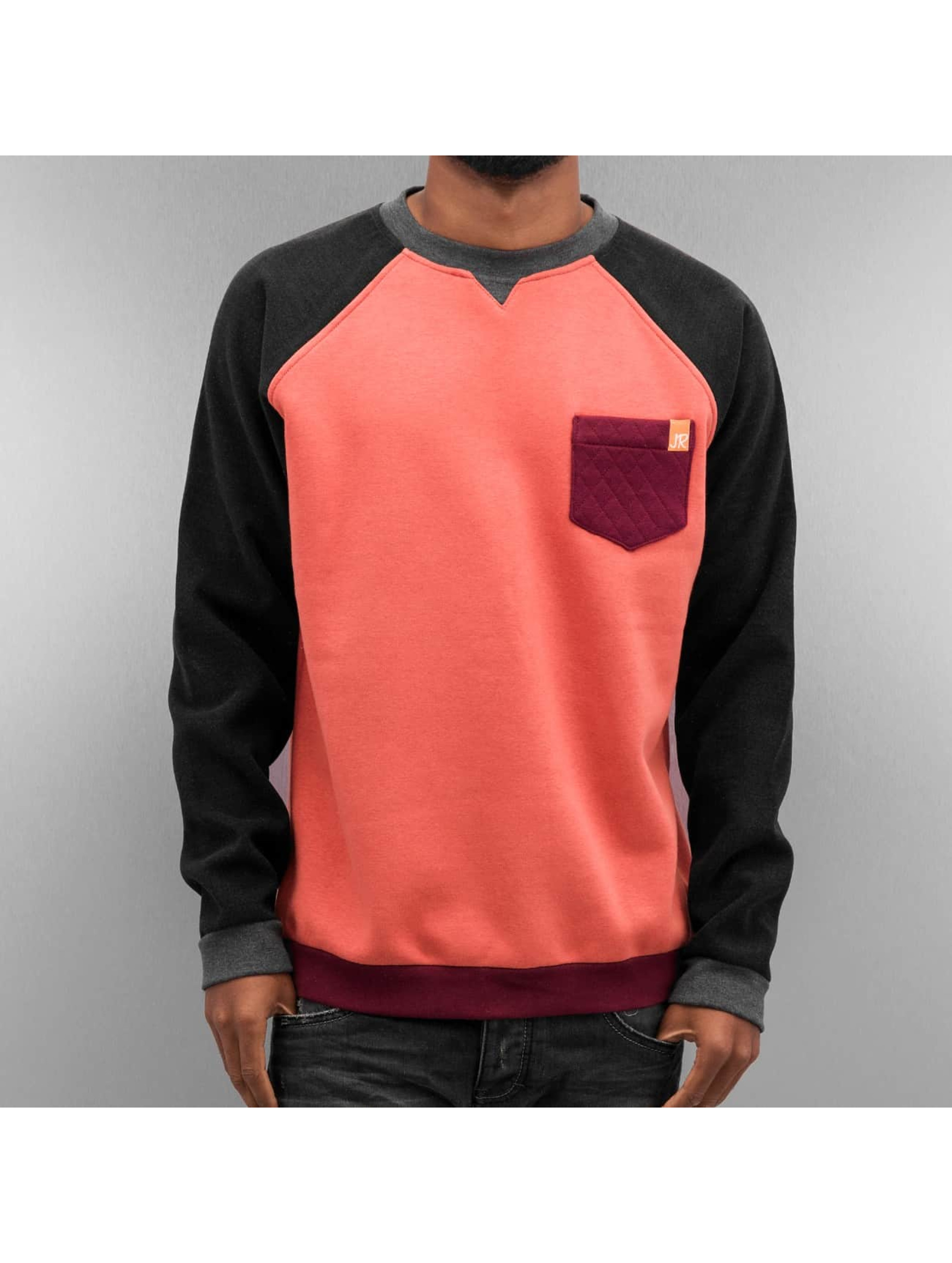 Just Rhyse Pullover Raglan red