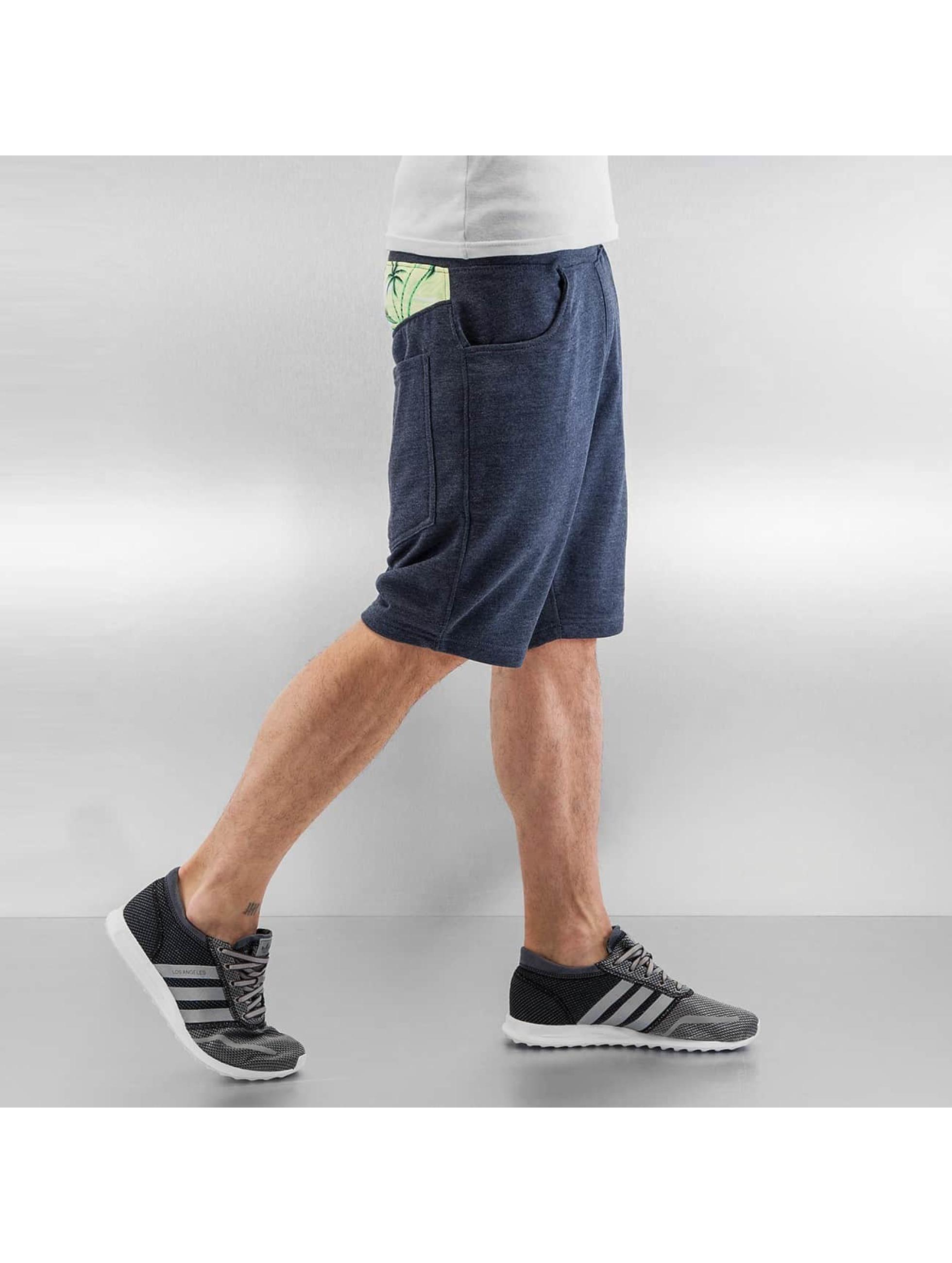 Just Rhyse shorts Sweat blauw