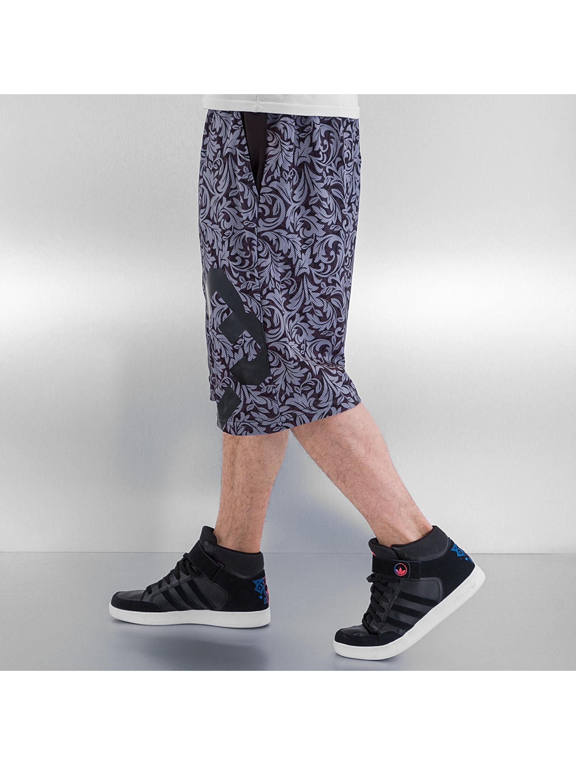 Just Rhyse shorts 23 grijs