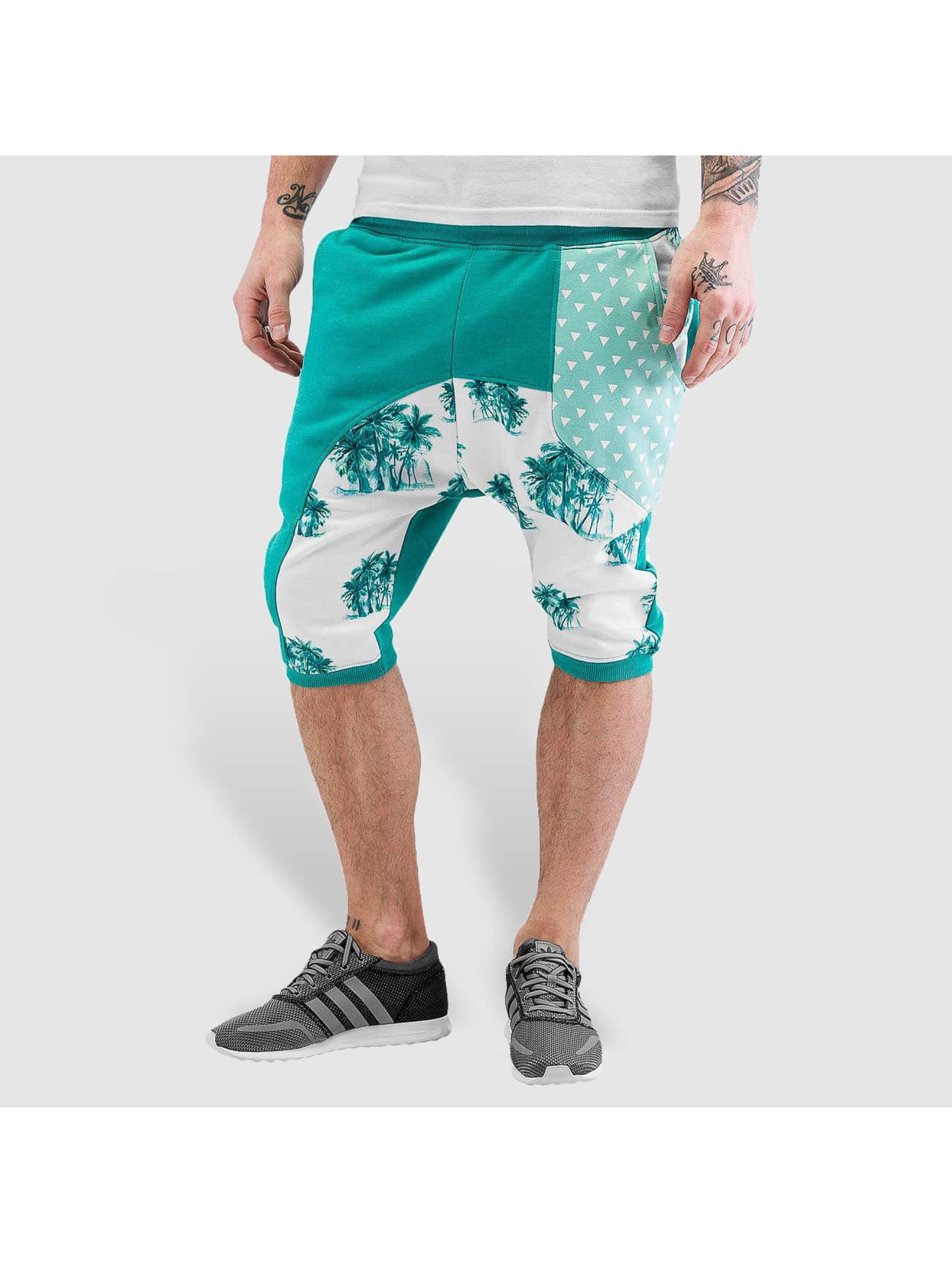 Just Rhyse shorts Palms groen