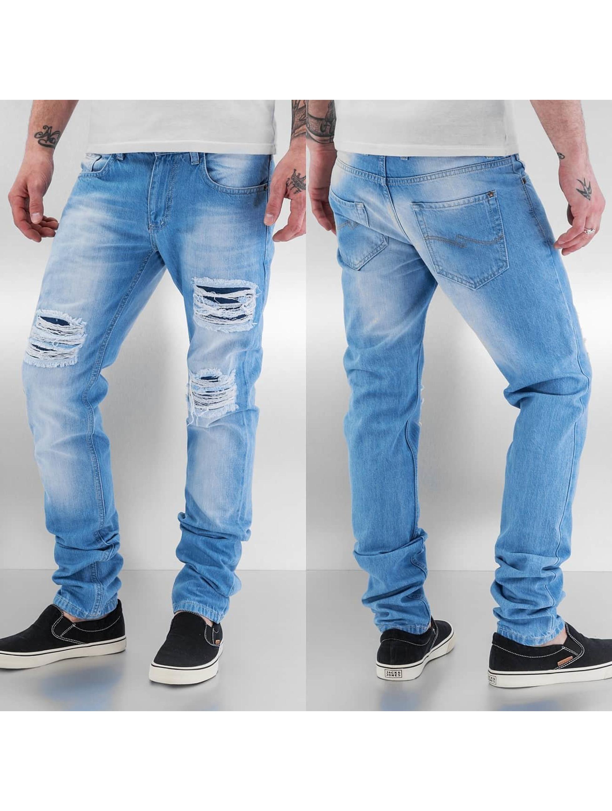 Just Rhyse Skinny Jeans Star blau