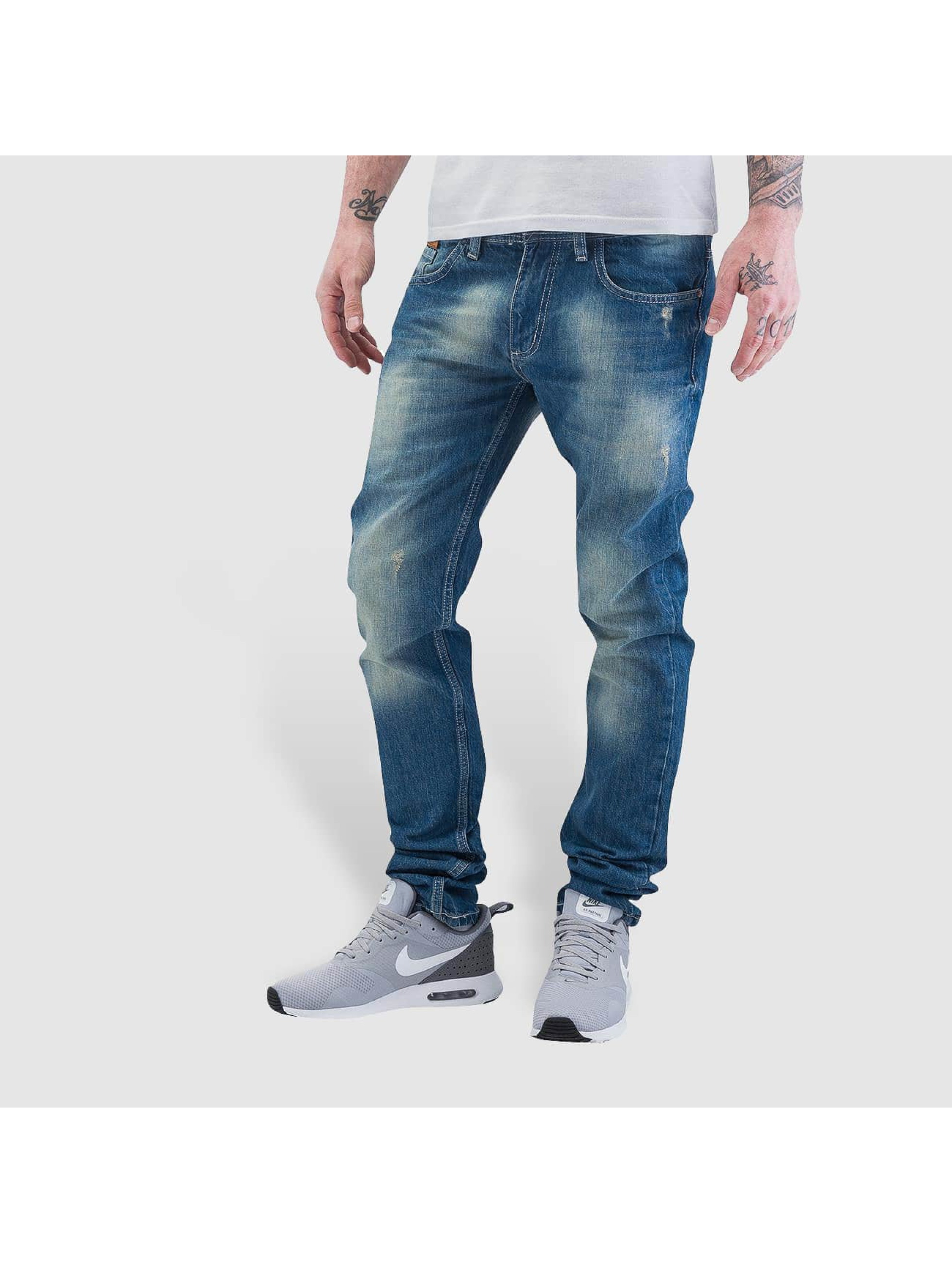 Just Rhyse Skinny jeans We Denim blauw