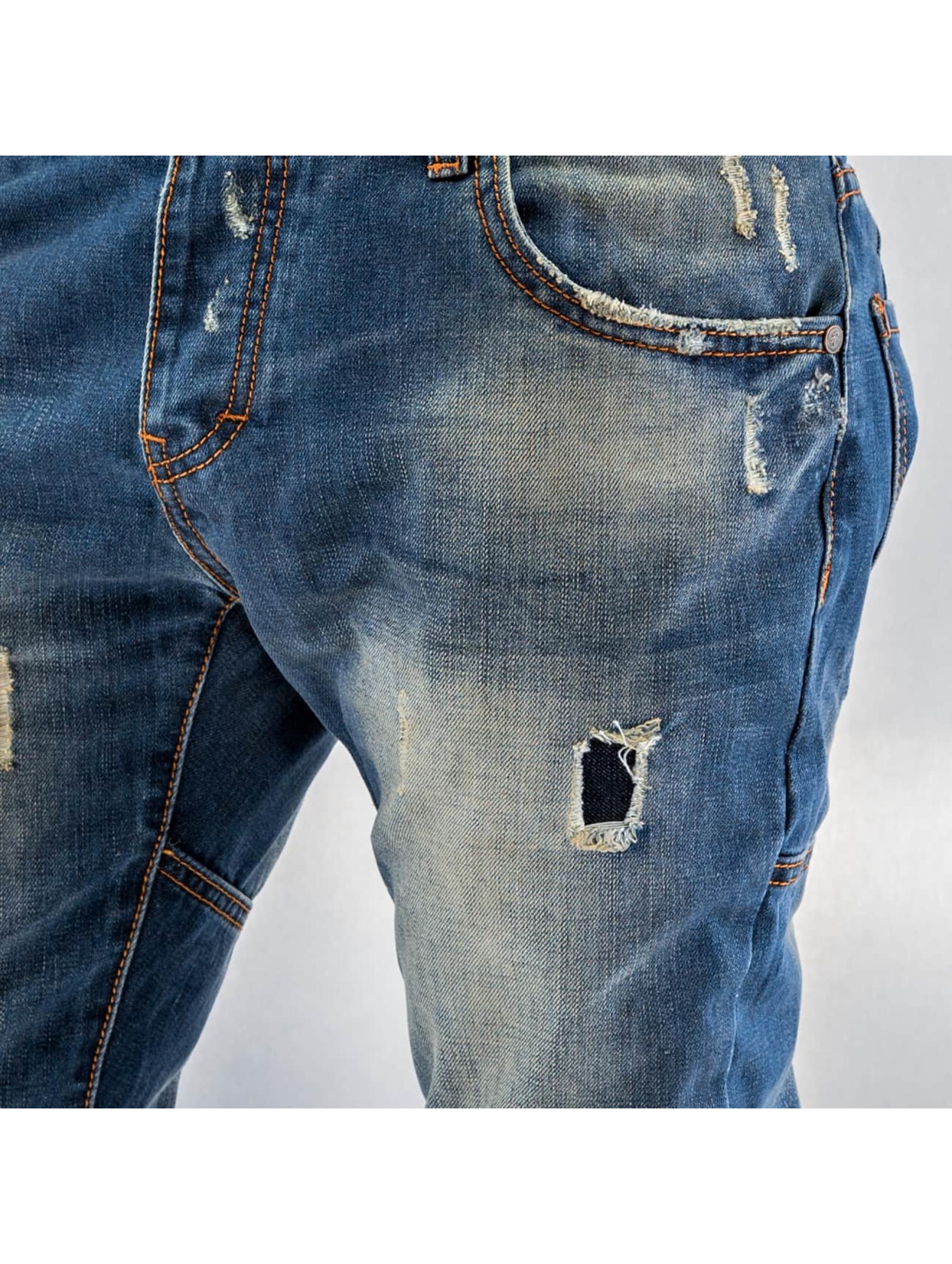 Just Rhyse Skinny jeans Shion blauw