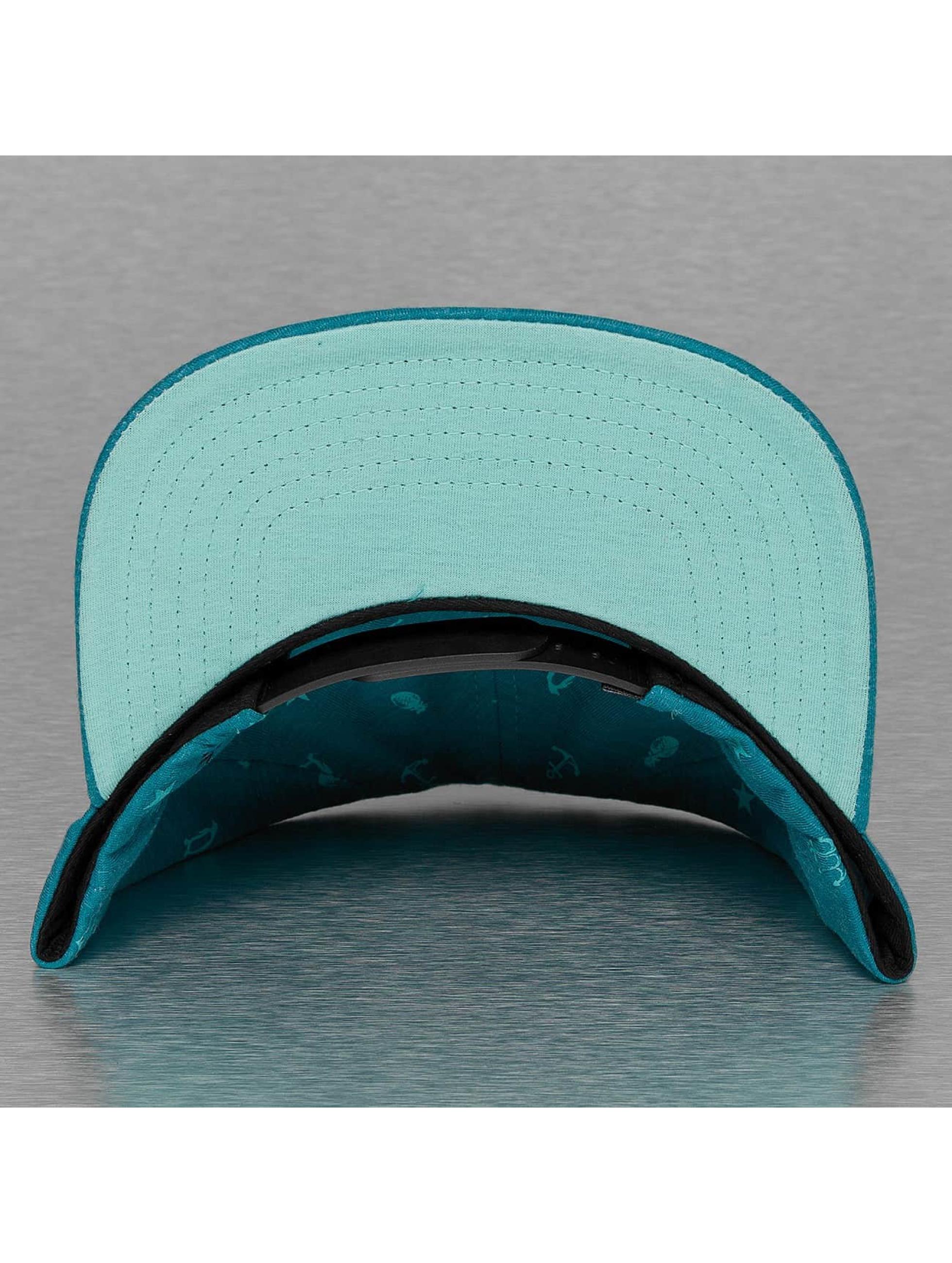 Just Rhyse Snapback Cap Ocean blue