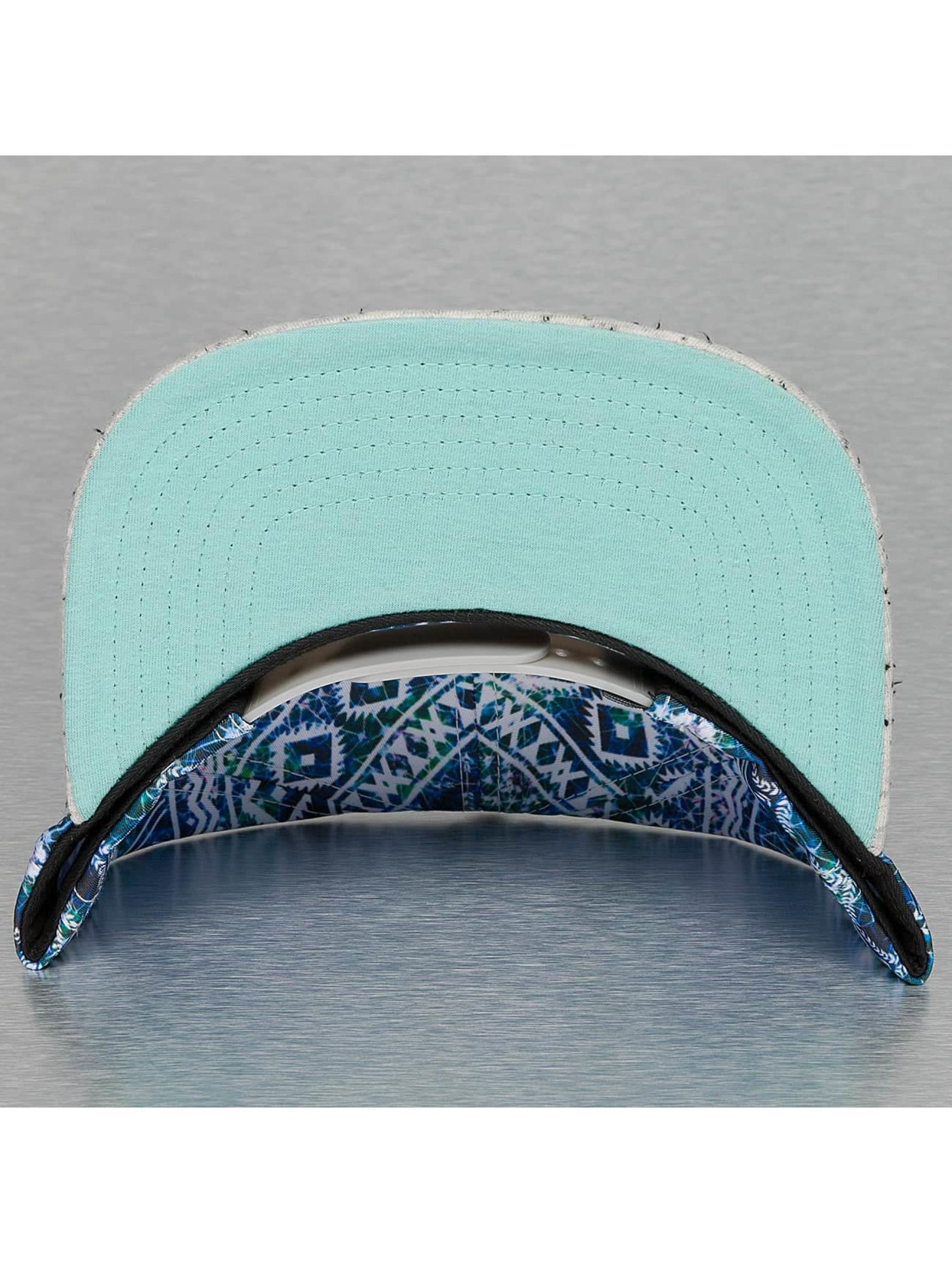 Just Rhyse Snapback Cap Alaska colored