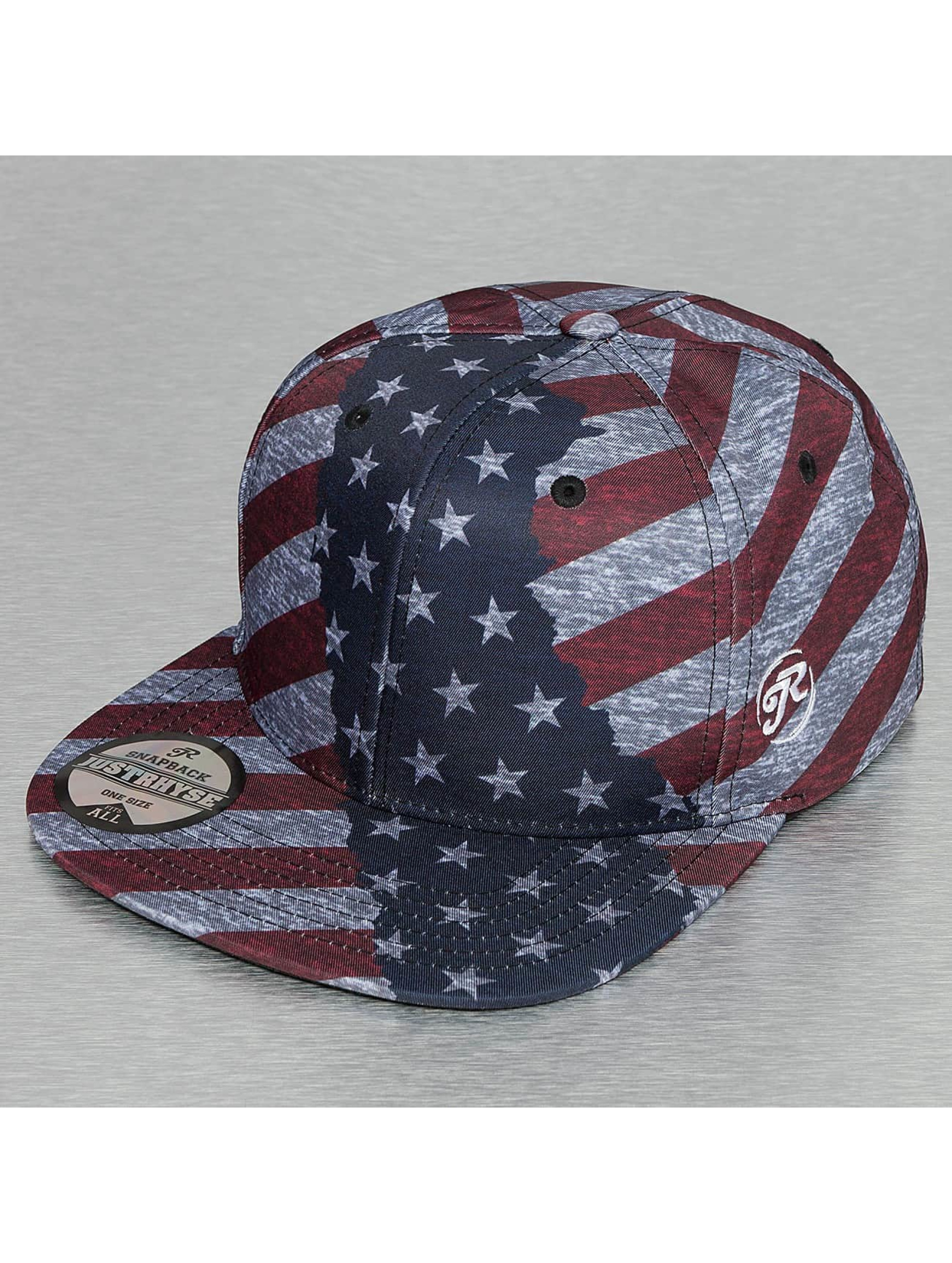 Just Rhyse Snapback Cap America colored
