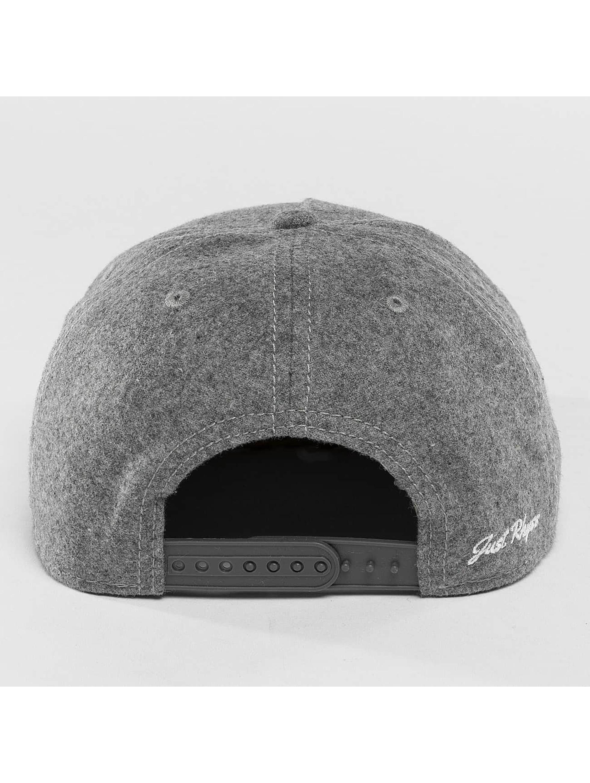 Just Rhyse Snapback Cap Eyecatcher grey