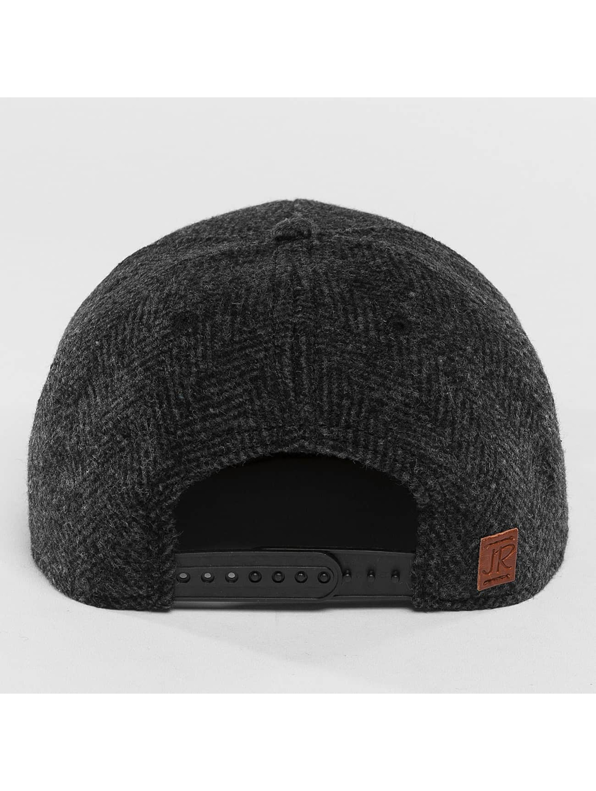 Just Rhyse Snapback Cap Wood Rhyser grey