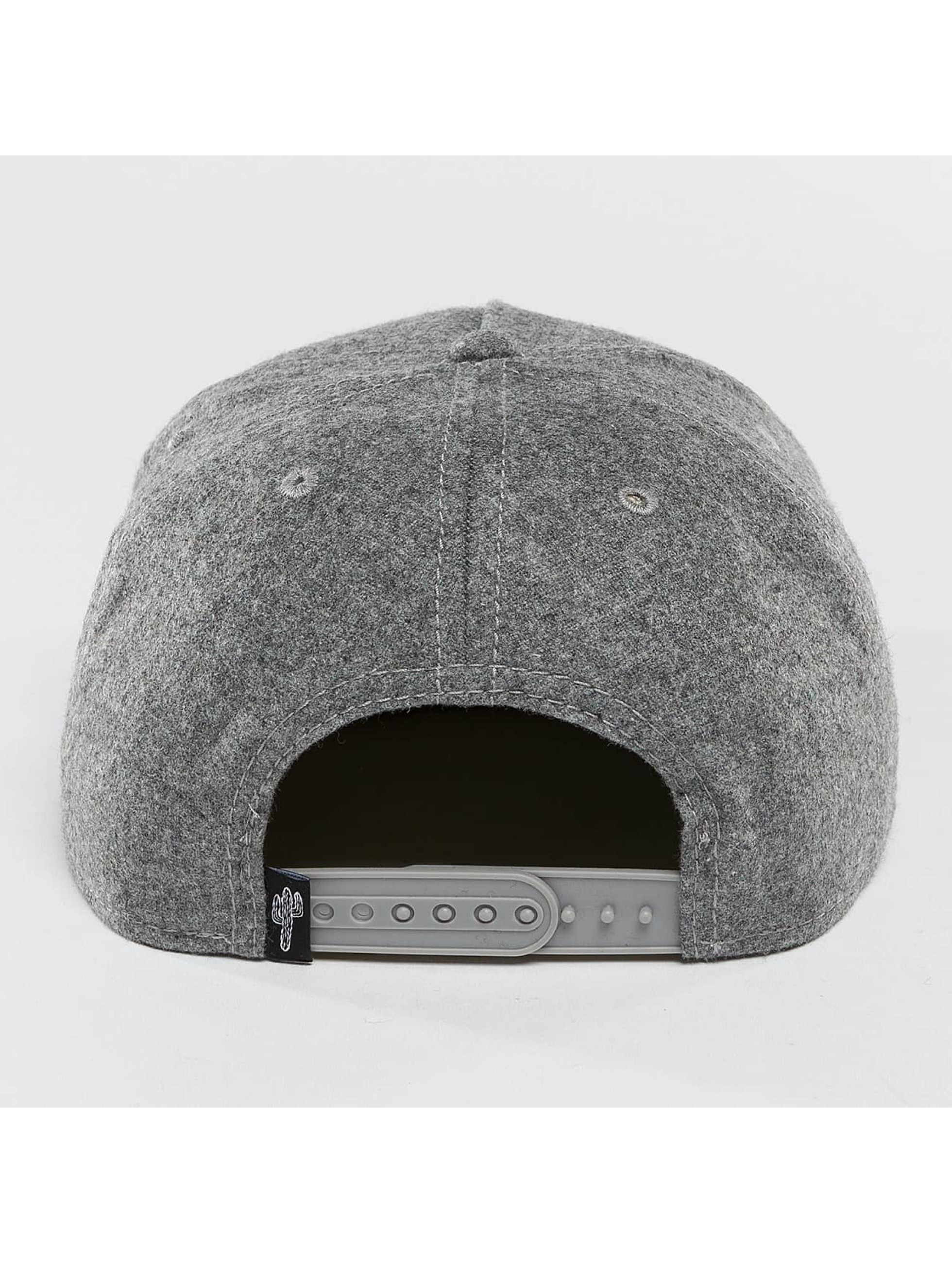 Just Rhyse Snapback Cap Hawaiian grey