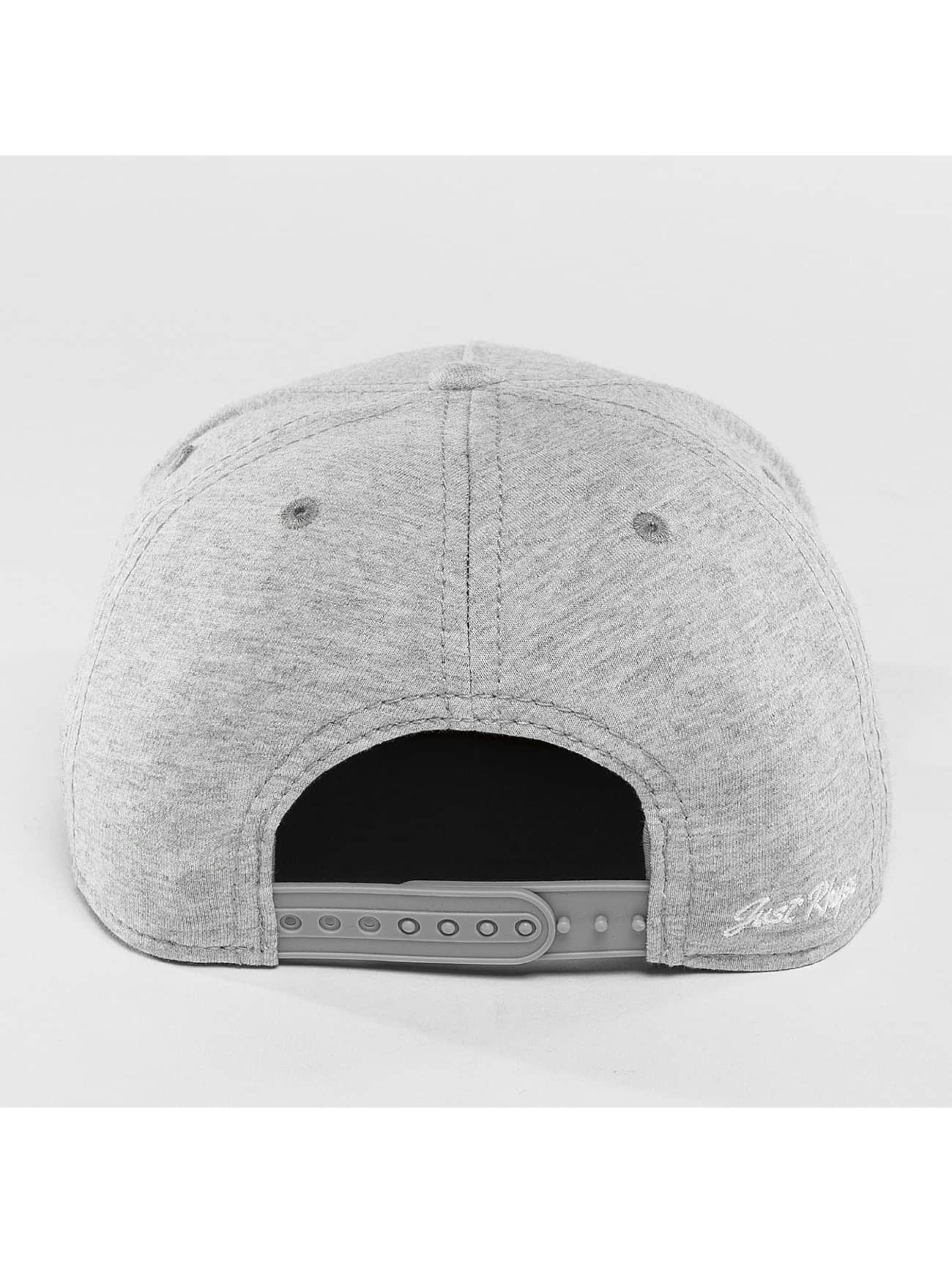 Just Rhyse Snapback Cap MMXII grey
