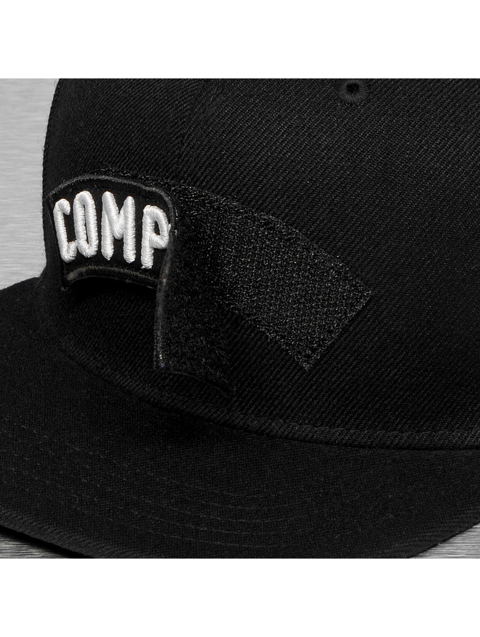 Just Rhyse Snapback Cap Compton schwarz