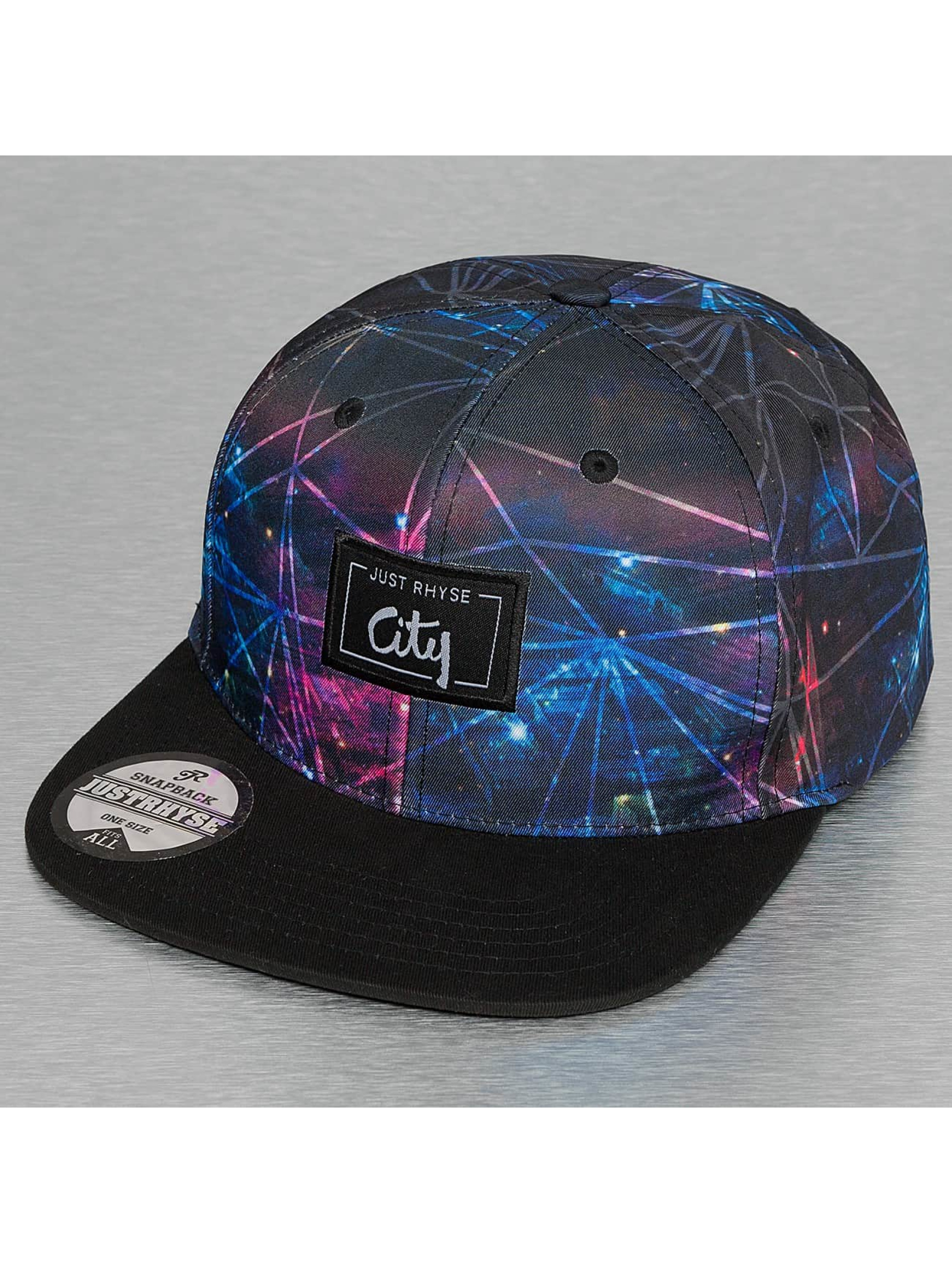 Just Rhyse Snapback City Lines pestrá