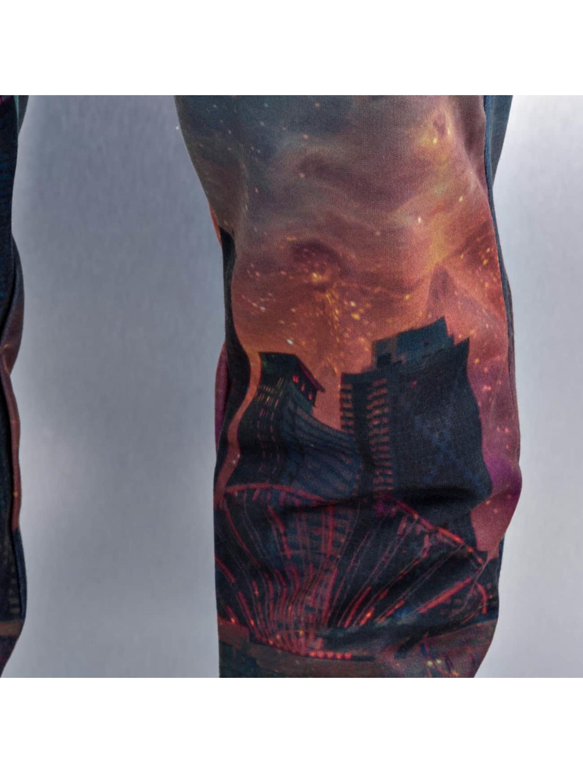 Just Rhyse Spodnie do joggingu City czarny