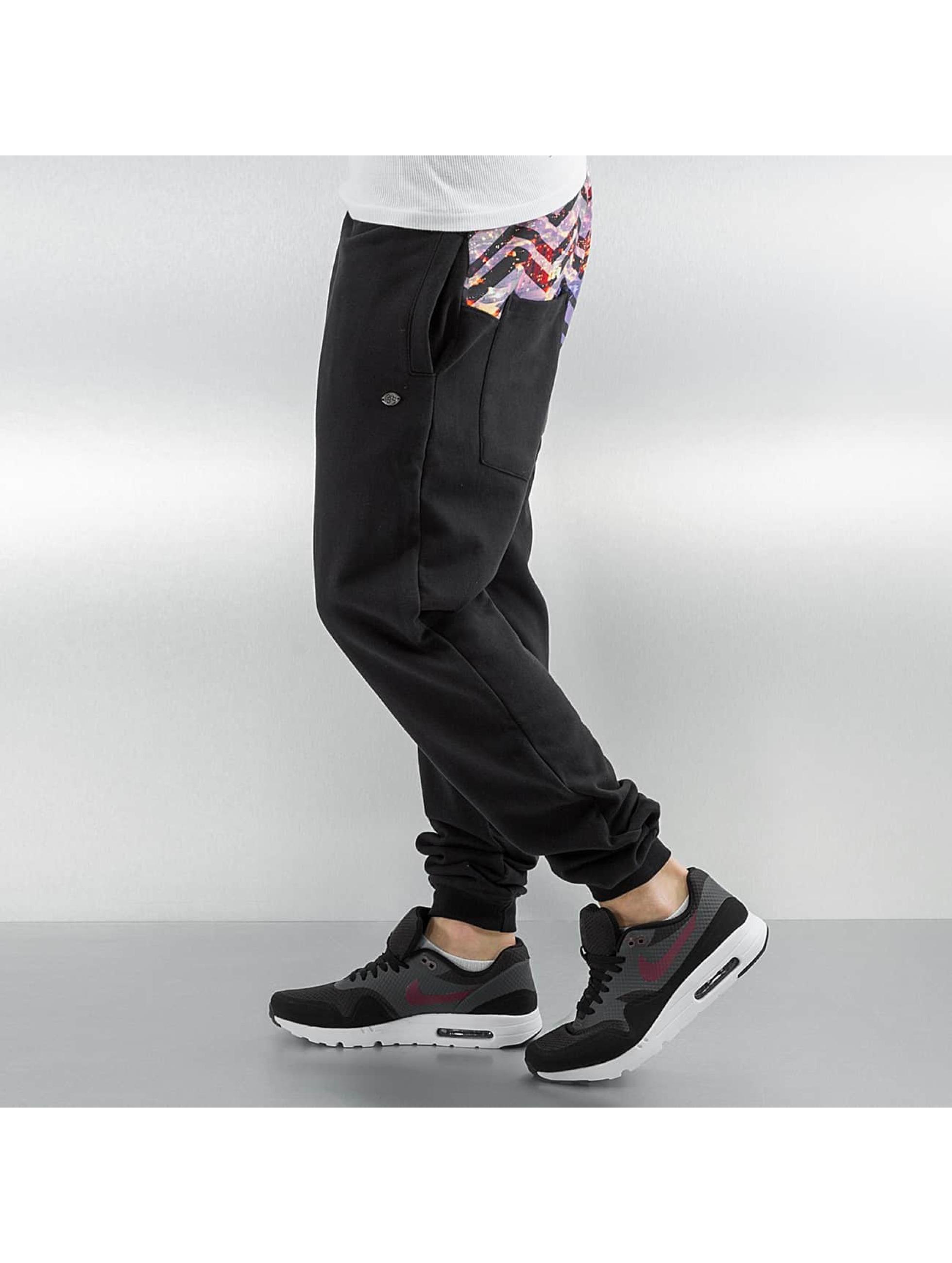 Just Rhyse Spodnie do joggingu Kyson czarny