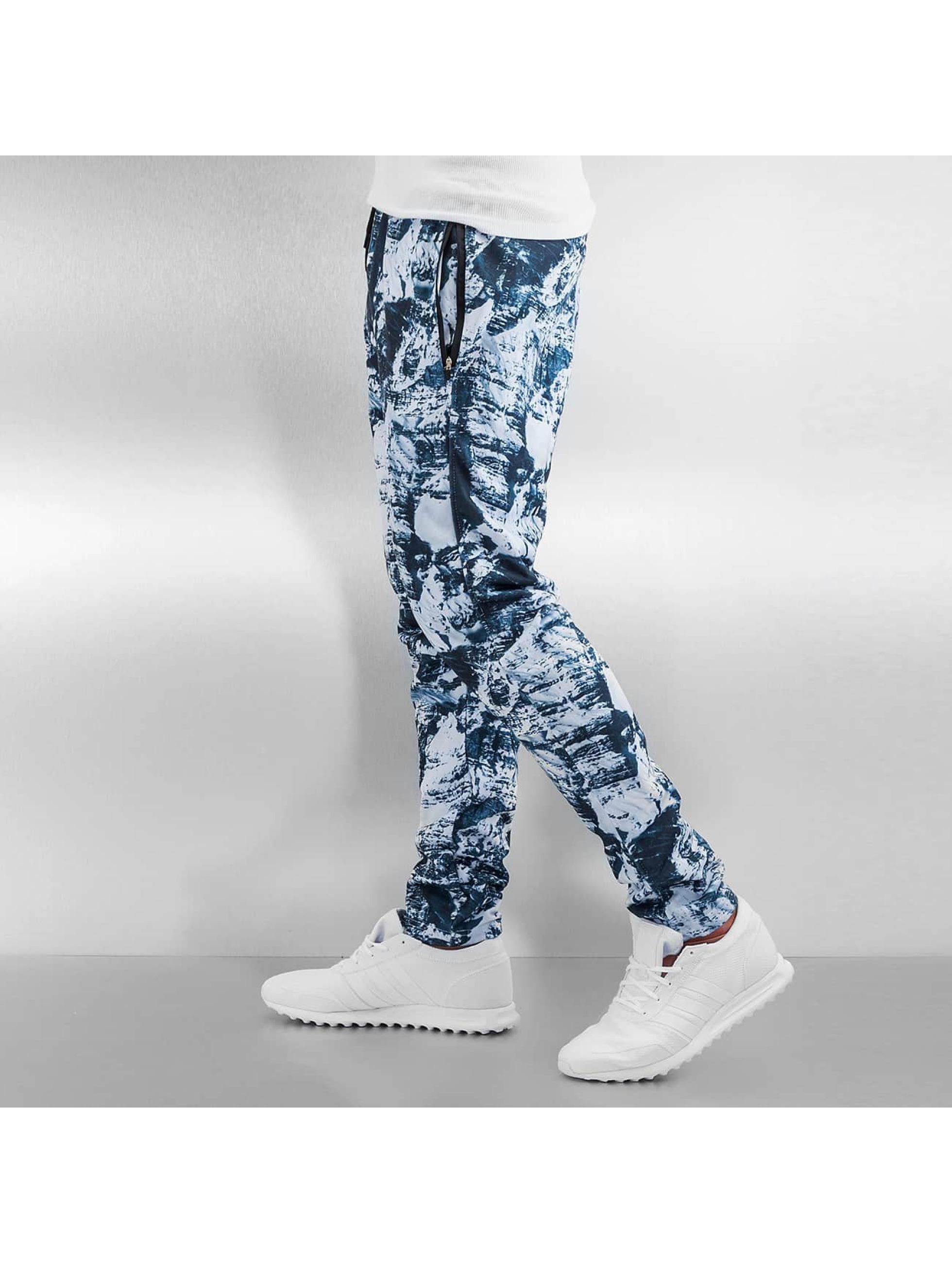 Just Rhyse Spodnie do joggingu Luka niebieski