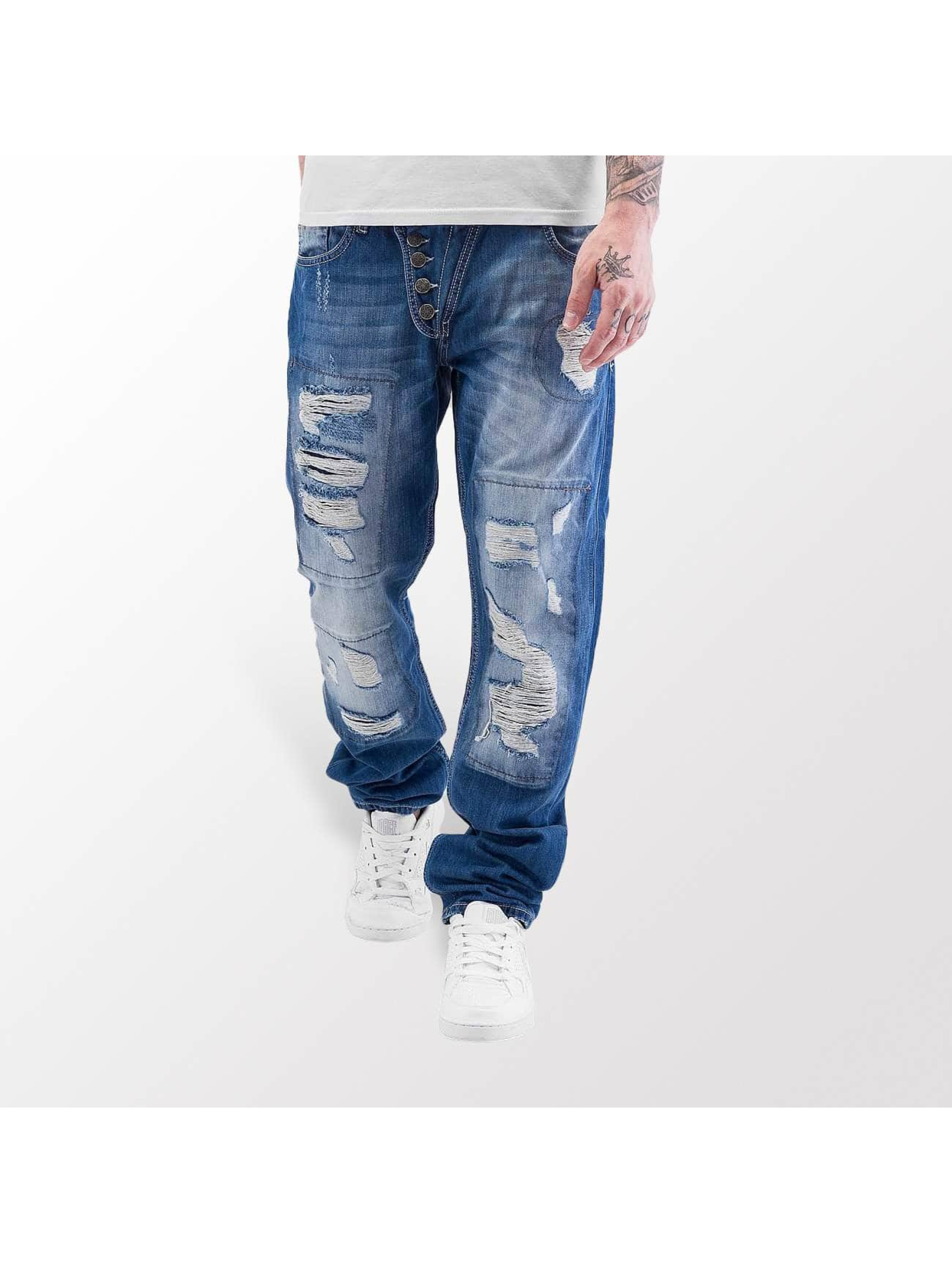 Just Rhyse Straight Fit Jeans Ilay blå