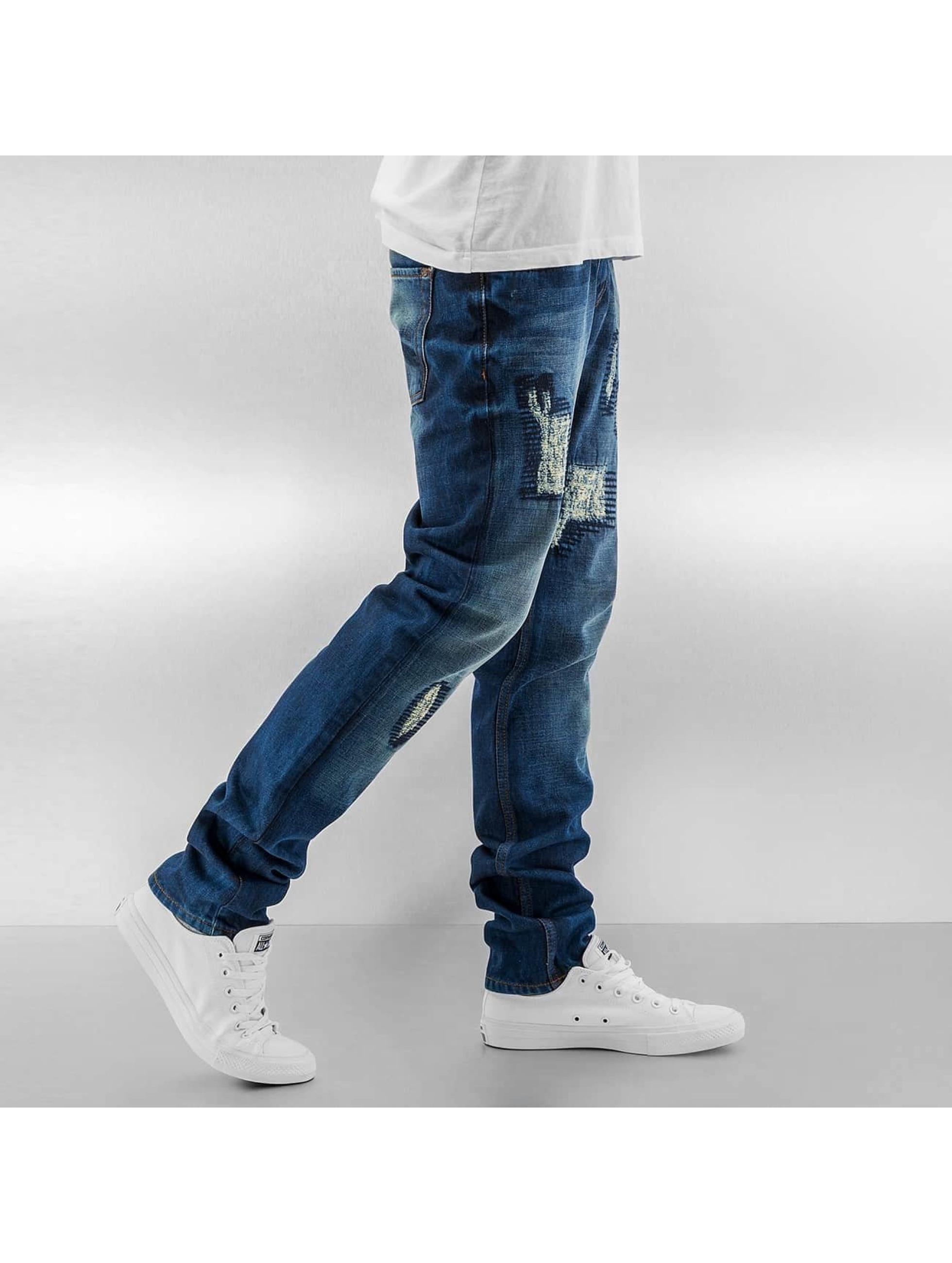 Just Rhyse Straight Fit Jeans Sunny blau