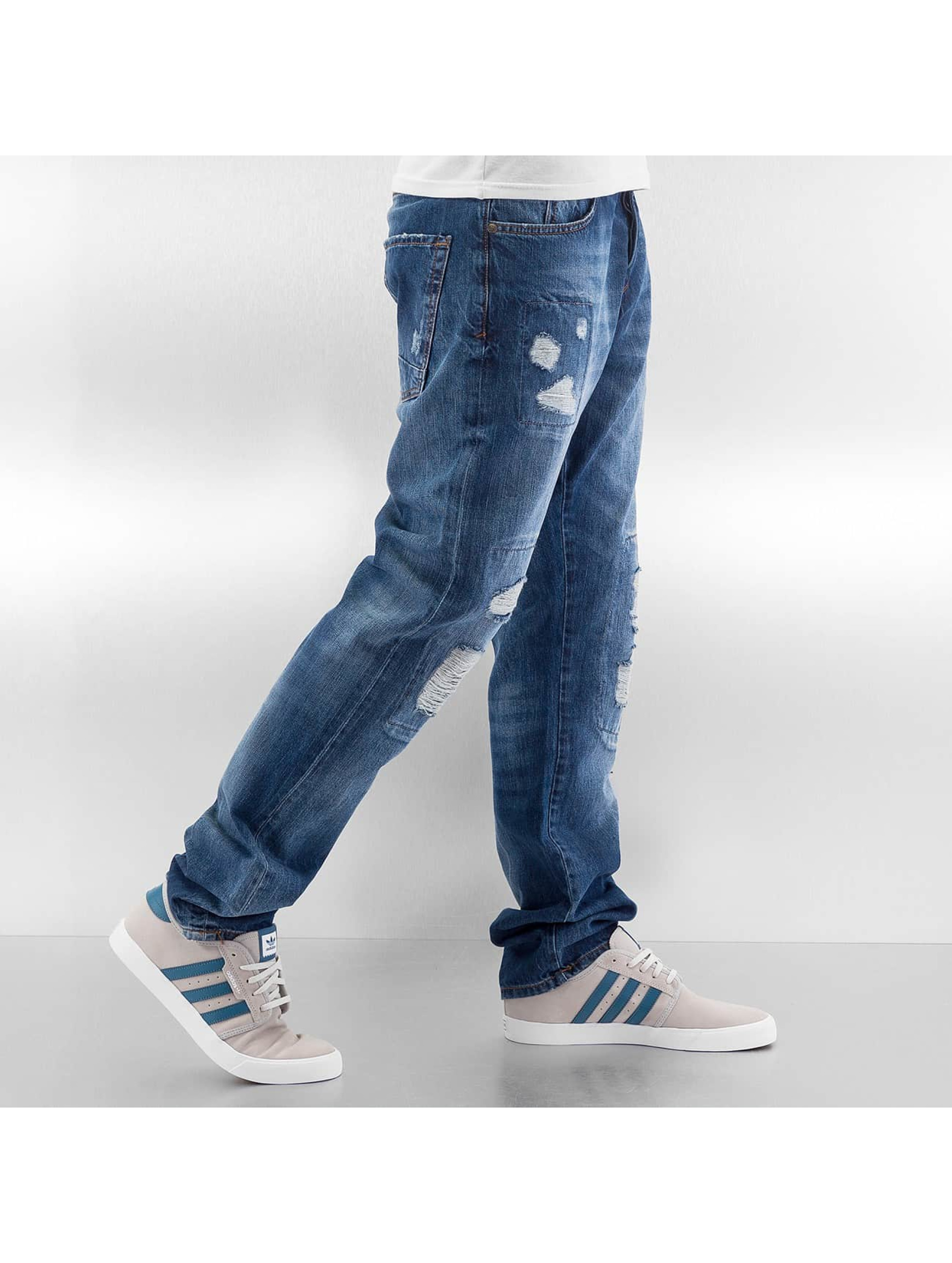 Just Rhyse Straight Fit Jeans Joona blau