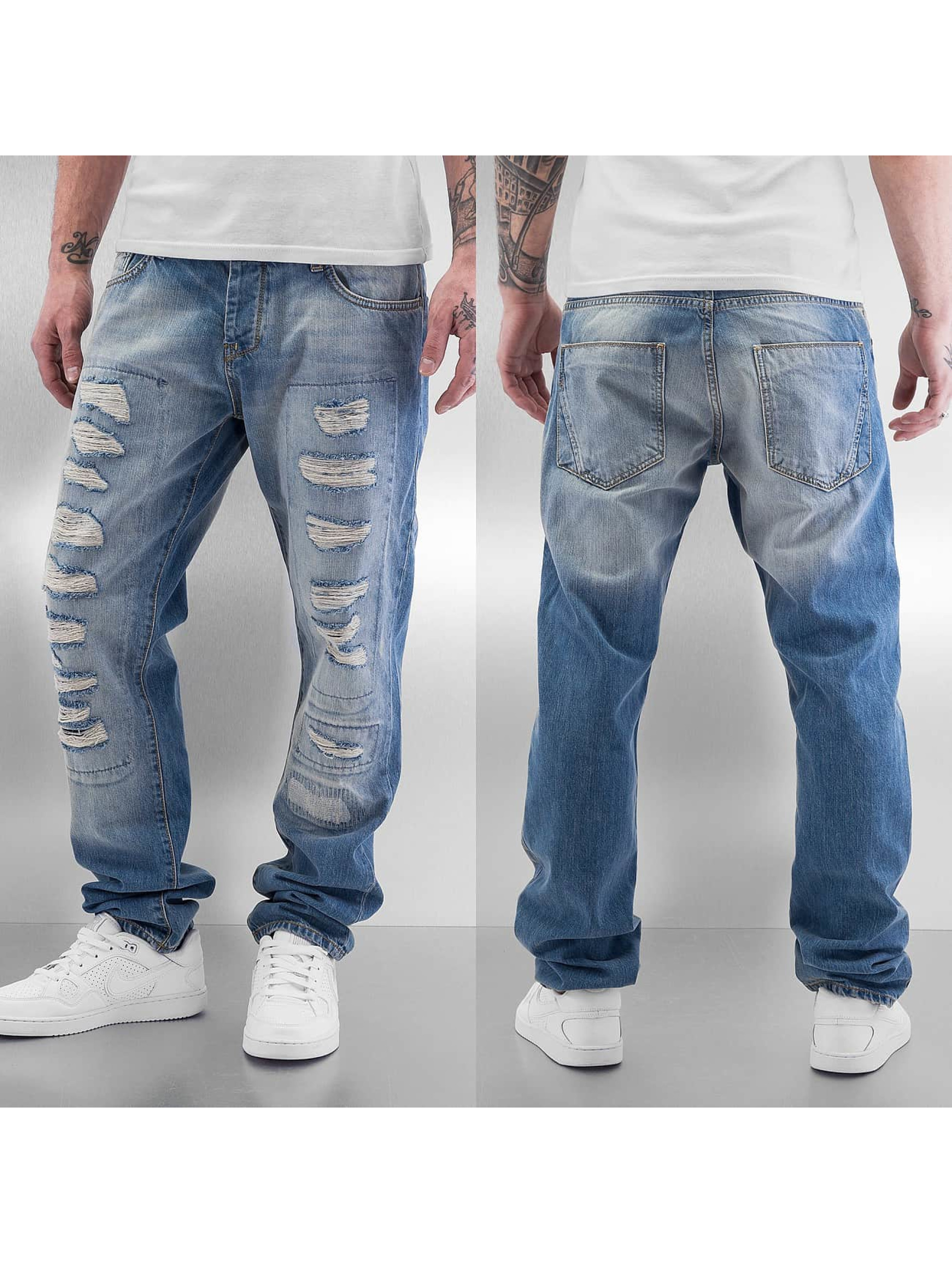 Just Rhyse Straight Fit Jeans Tyrees blau