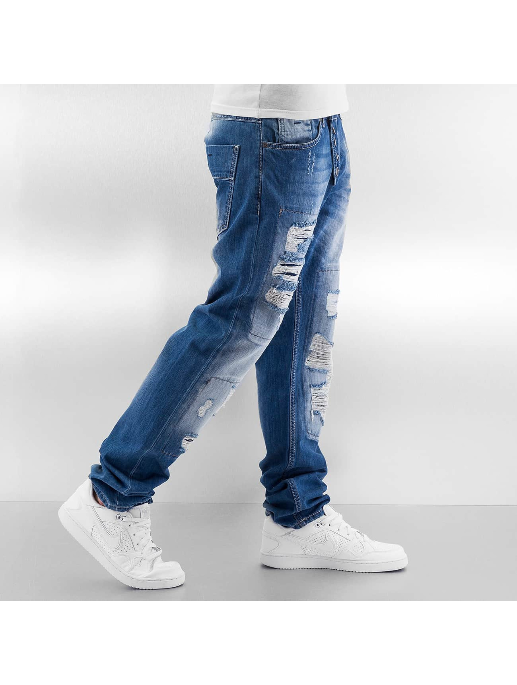 Just Rhyse Straight Fit Jeans Ilay blue