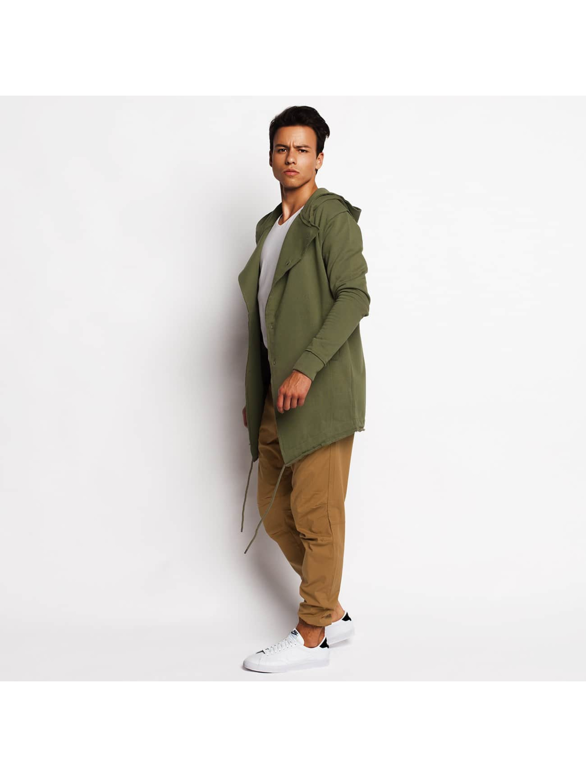 Just Rhyse Strickjacke Era olive